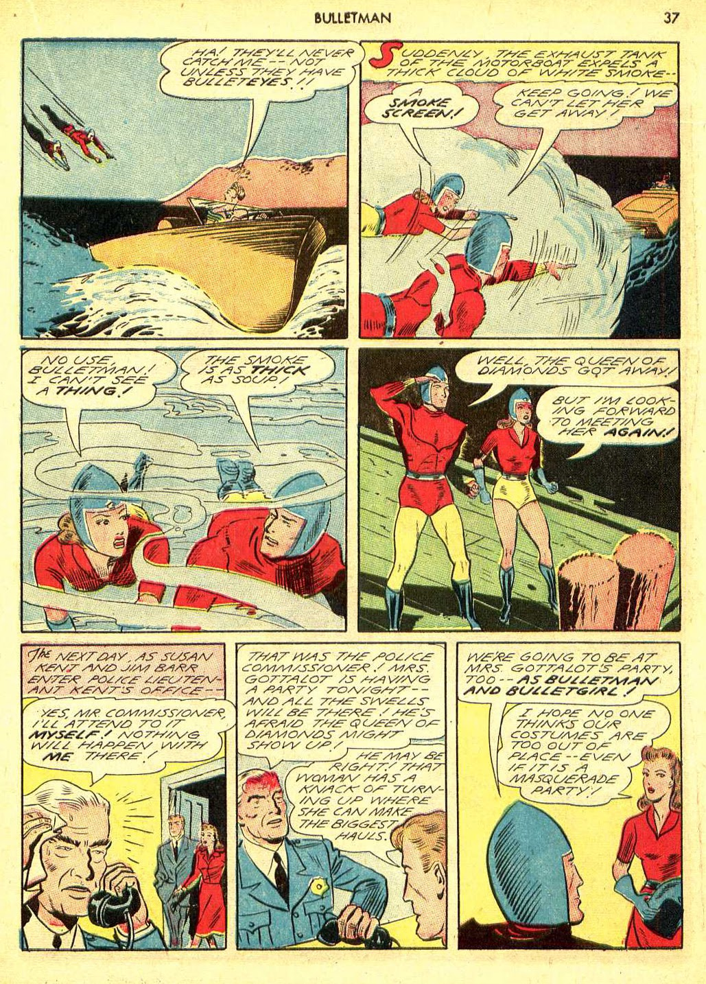 Bulletman issue 12 - Page 36