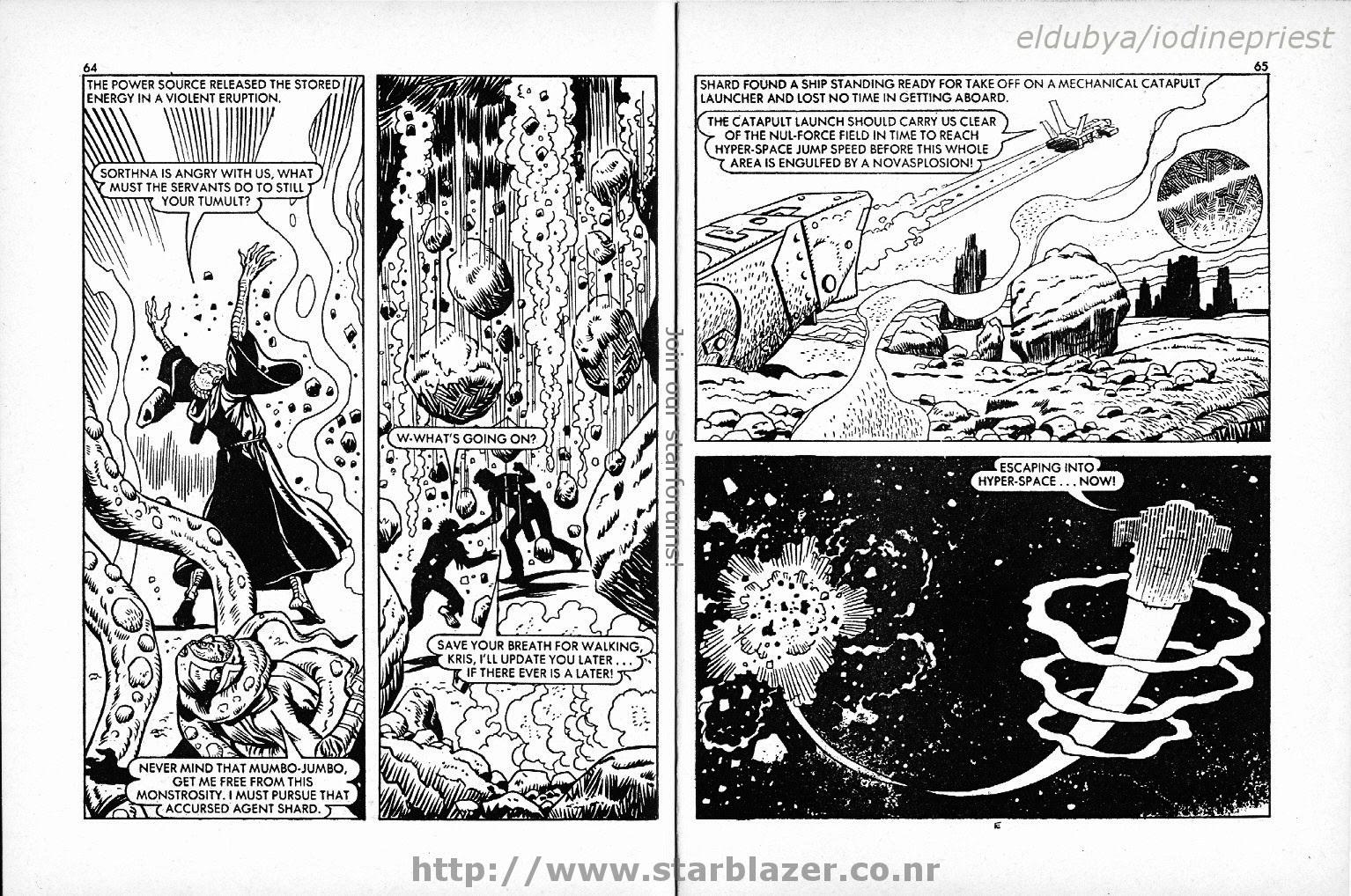 Starblazer issue 114 - Page 34