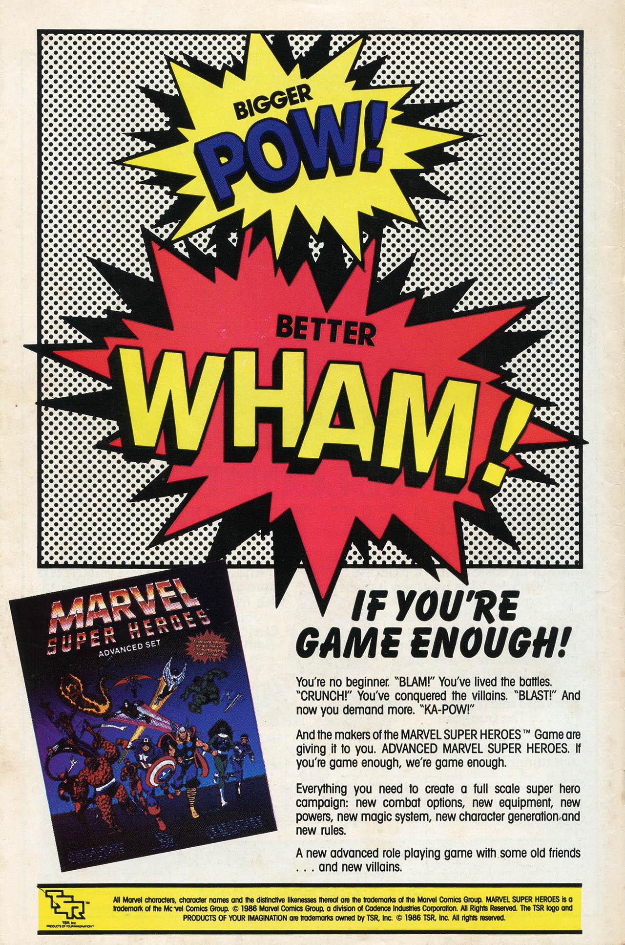 Read online Alpha Flight (1983) comic -  Issue #45 - 36