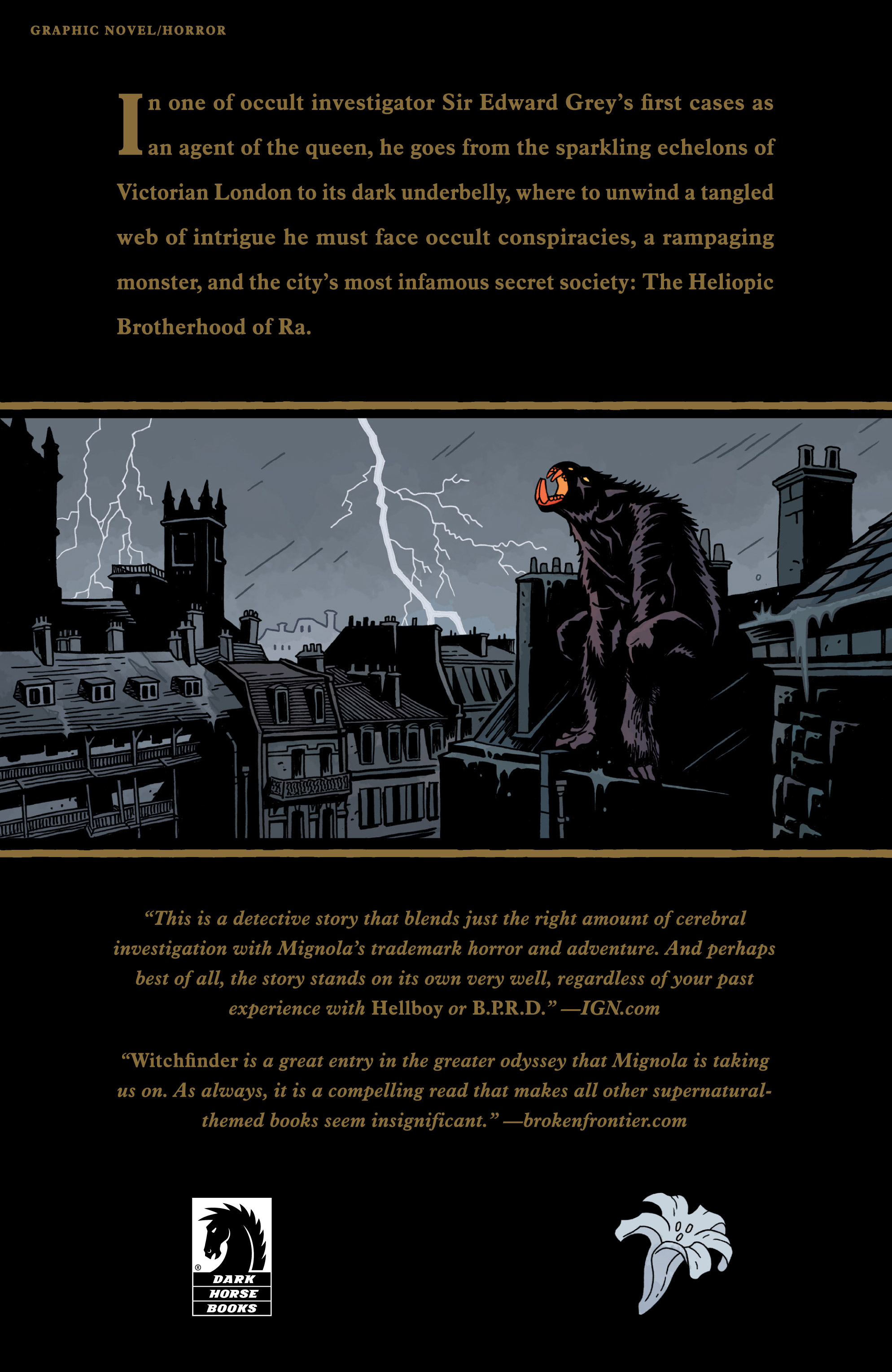 Read online Sir Edward Grey, Witchfinder: In the Service of Angels comic -  Issue # TPB - 152