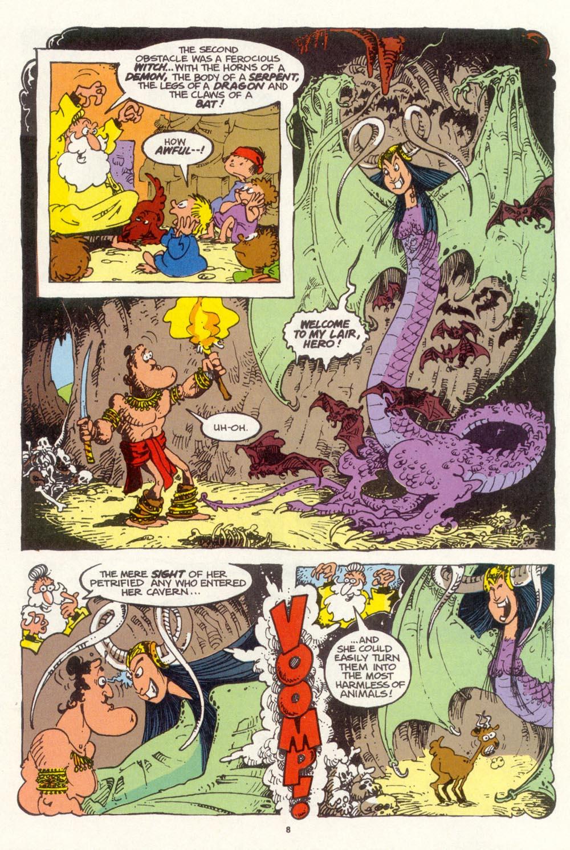 Read online Sergio Aragonés Groo the Wanderer comic -  Issue #99 - 9