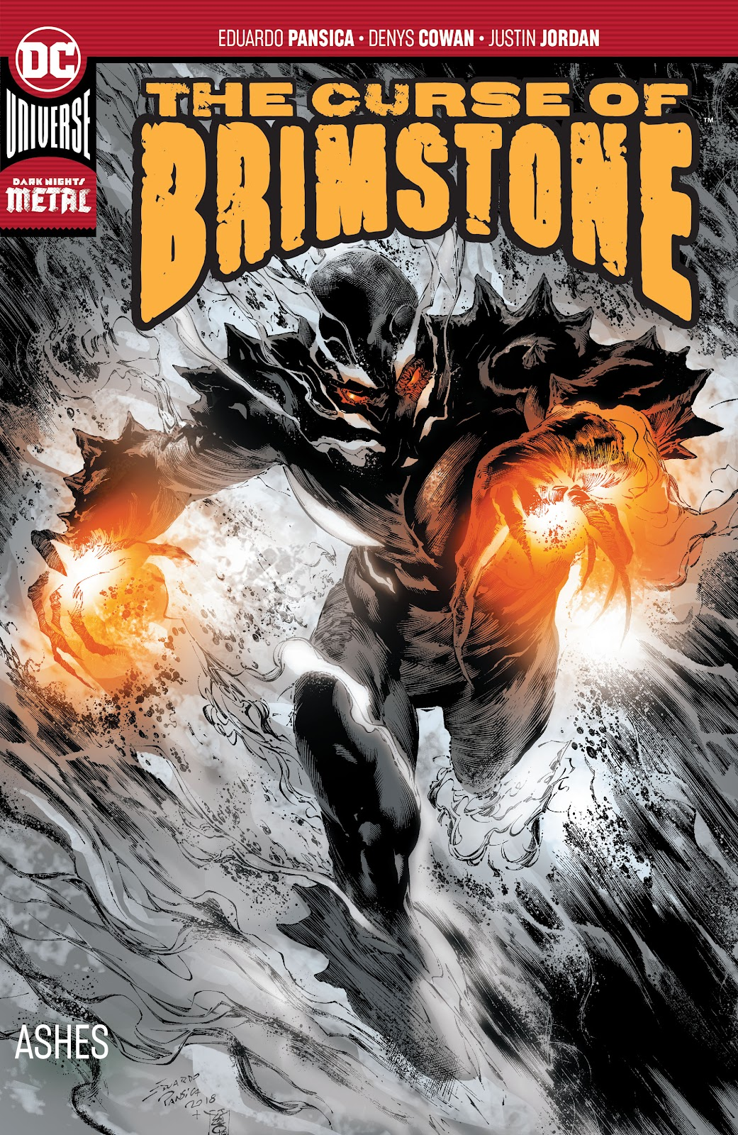 Read online The Curse of Brimstone: Ashes comic -  Issue # TPB (Part 1) - 1