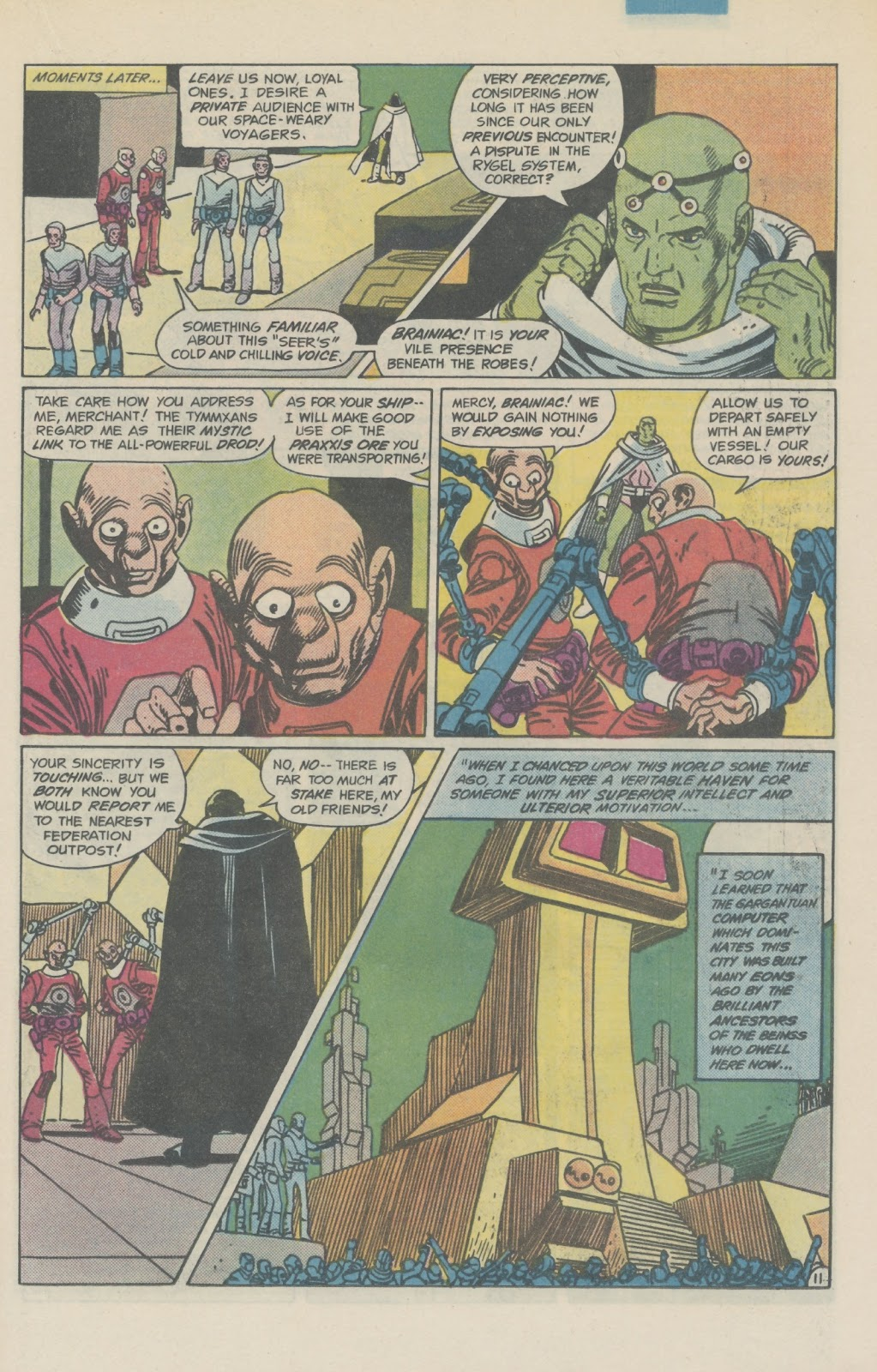 Read online Superman Special (1983) comic -  Issue #2 - 14