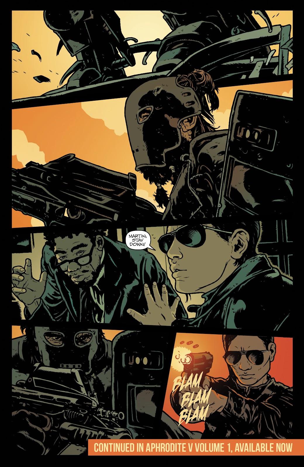 Read online Vindication comic -  Issue #1 - 31