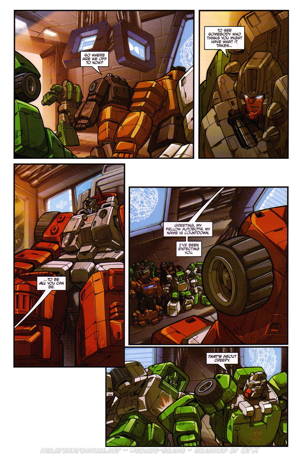 Read online Transformers: Micromasters comic -  Issue #2 - 11