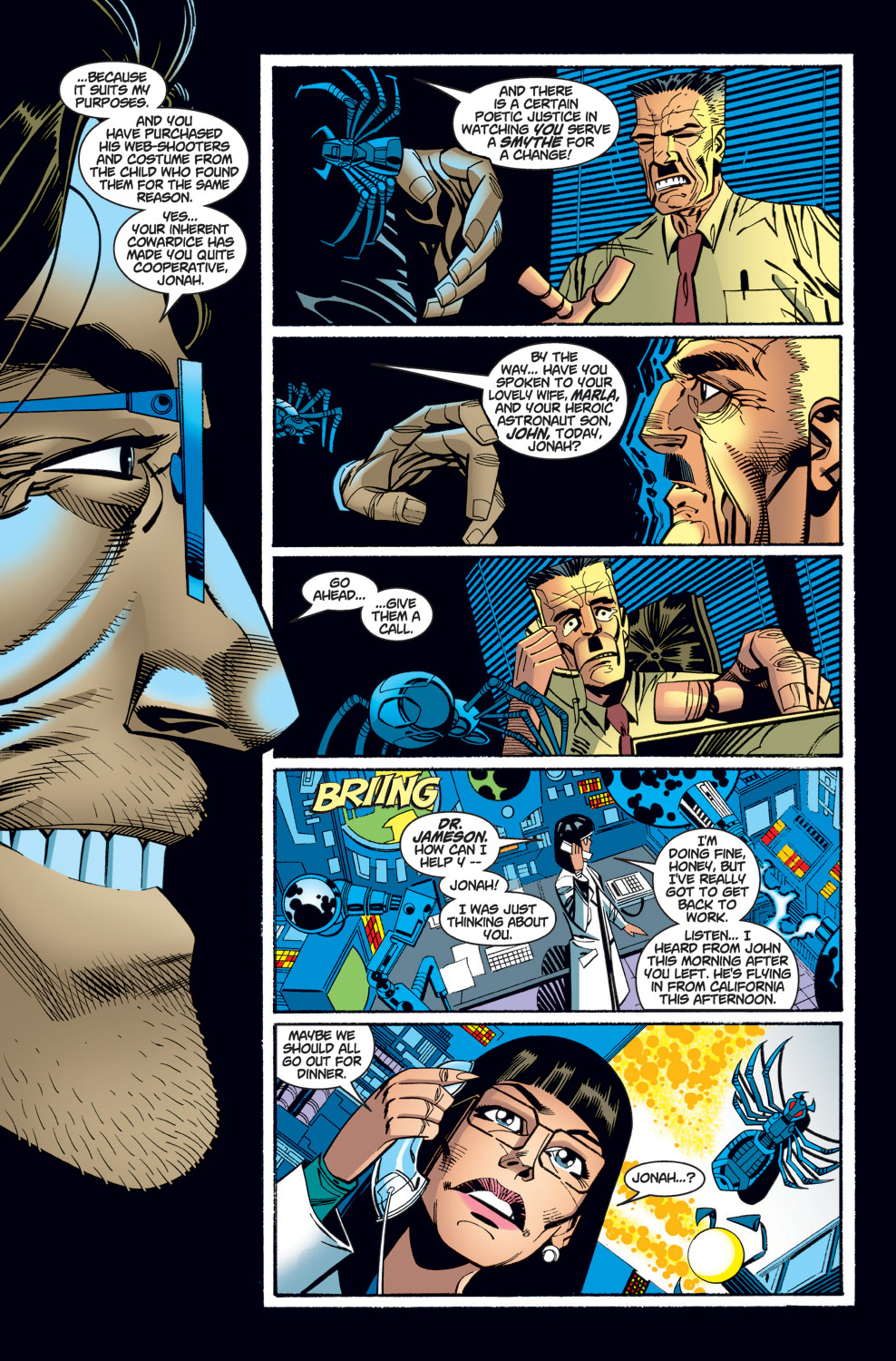 The Amazing Spider-Man (1999) 20 Page 3