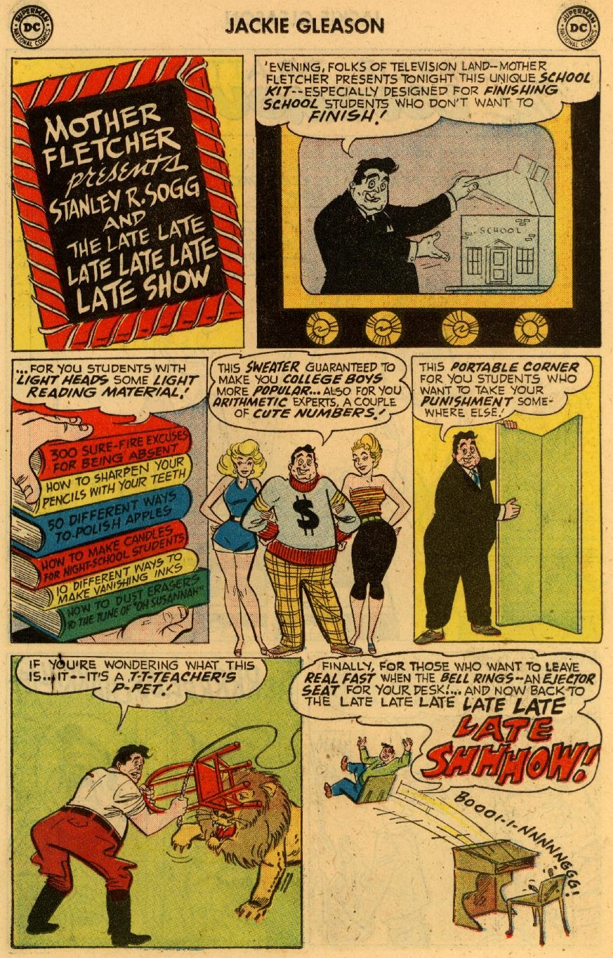 Jackie Gleason and the Honeymooners issue 8 - Page 15
