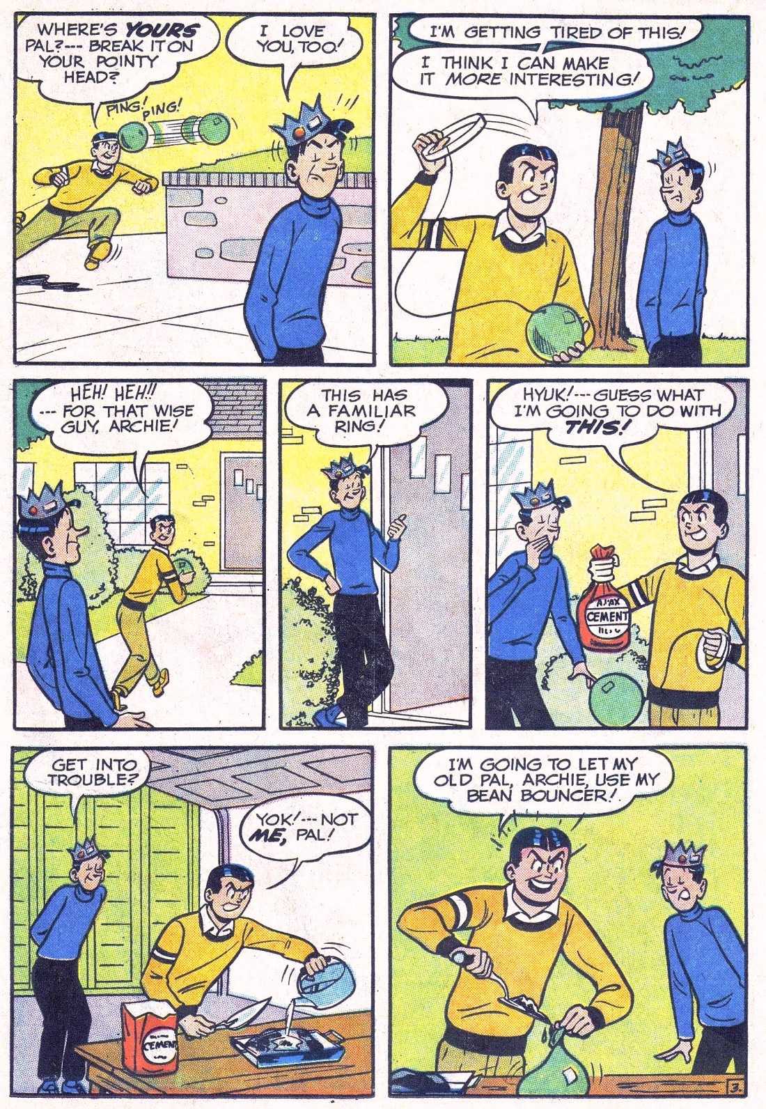 Read online Archie (1960) comic -  Issue #124 - 15