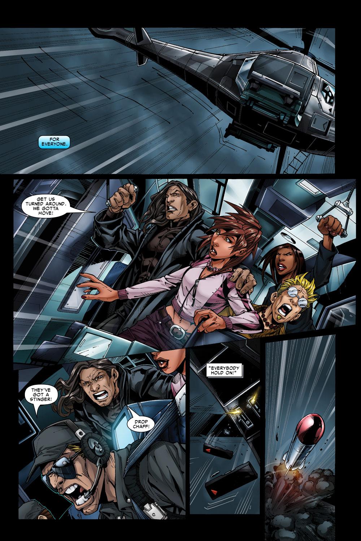 Read online Amazing Fantasy (2004) comic -  Issue #4 - 3