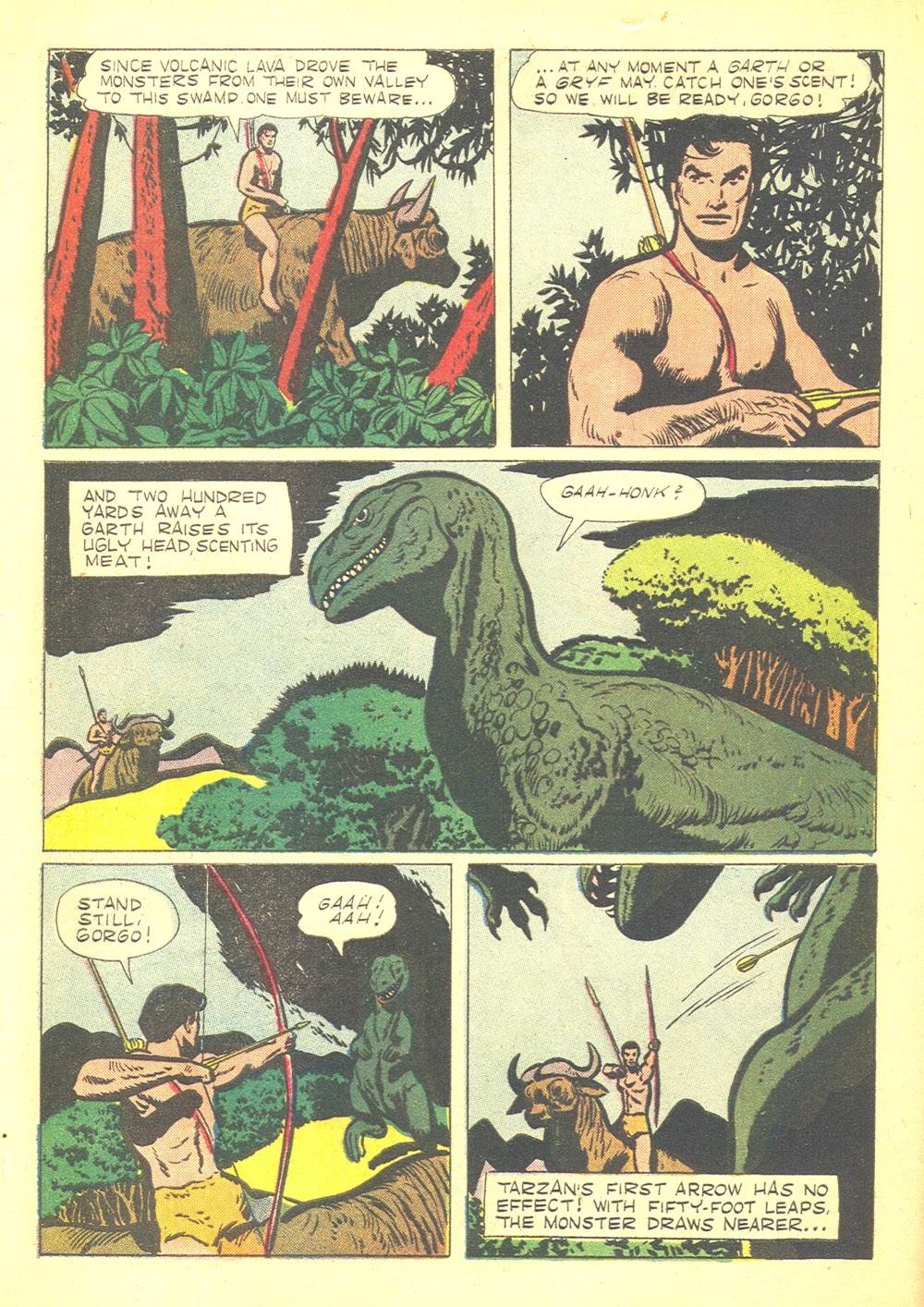 Tarzan (1948) issue 60 - Page 4