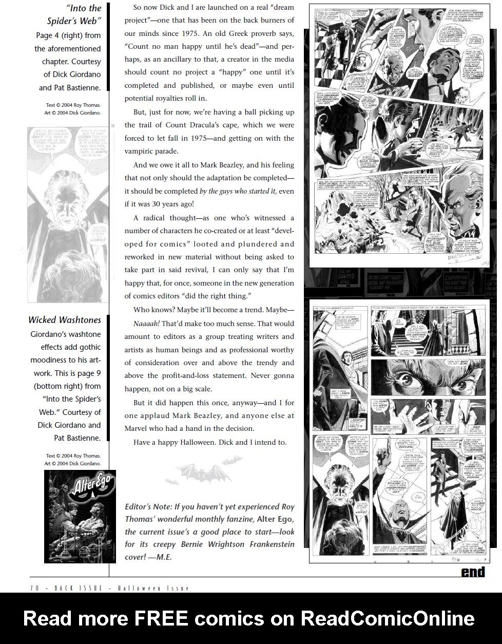 Back Issue issue 6 - Page 71