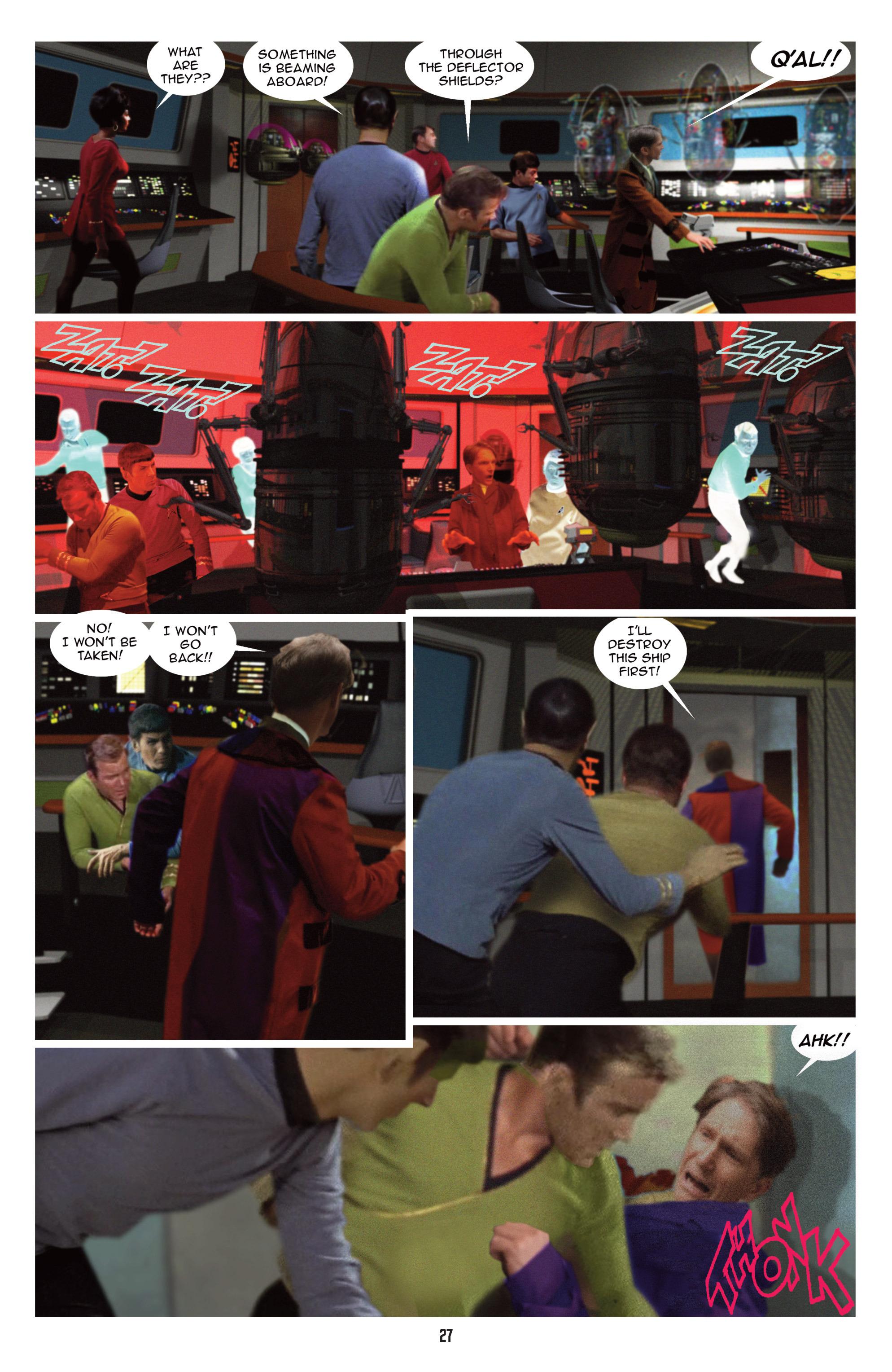 Read online Star Trek: New Visions comic -  Issue #15 - 29