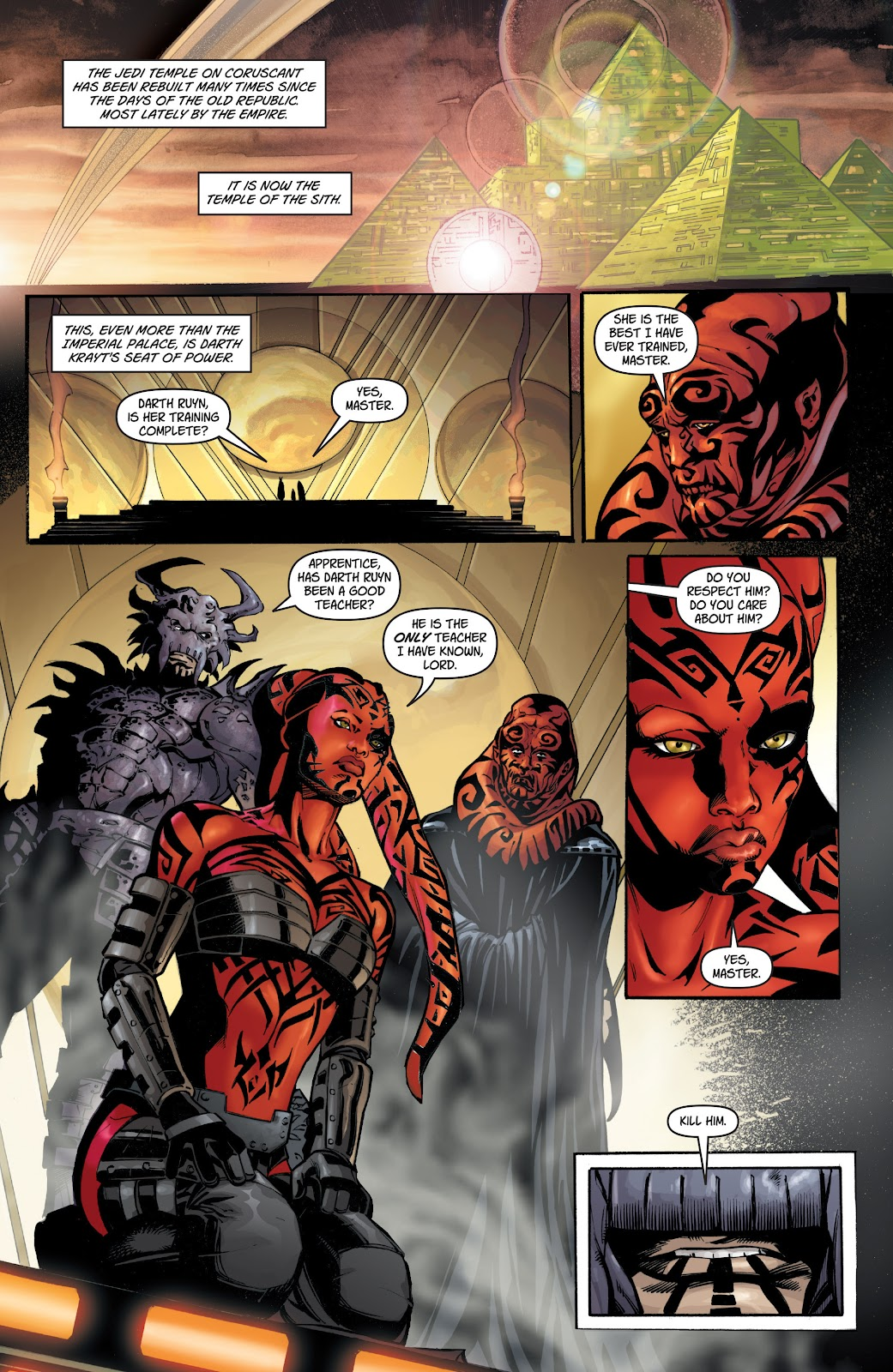 Read online Star Wars Legends: Legacy - Epic Collection comic -  Issue # TPB 1 (Part 1) - 46