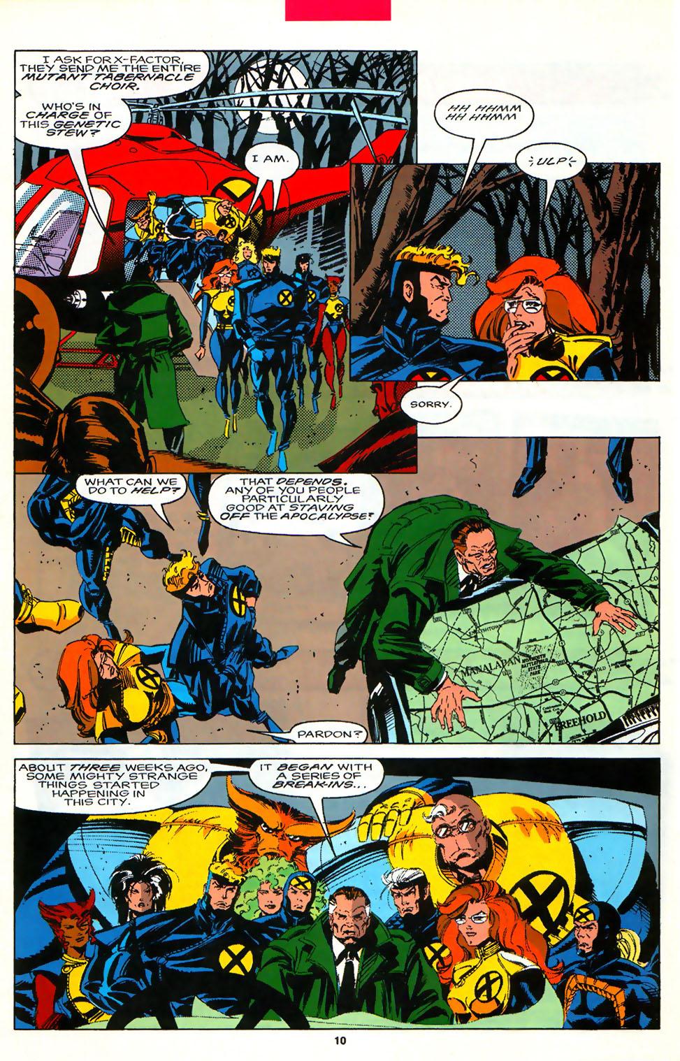 Read online Alpha Flight (1983) comic -  Issue #107 - 7