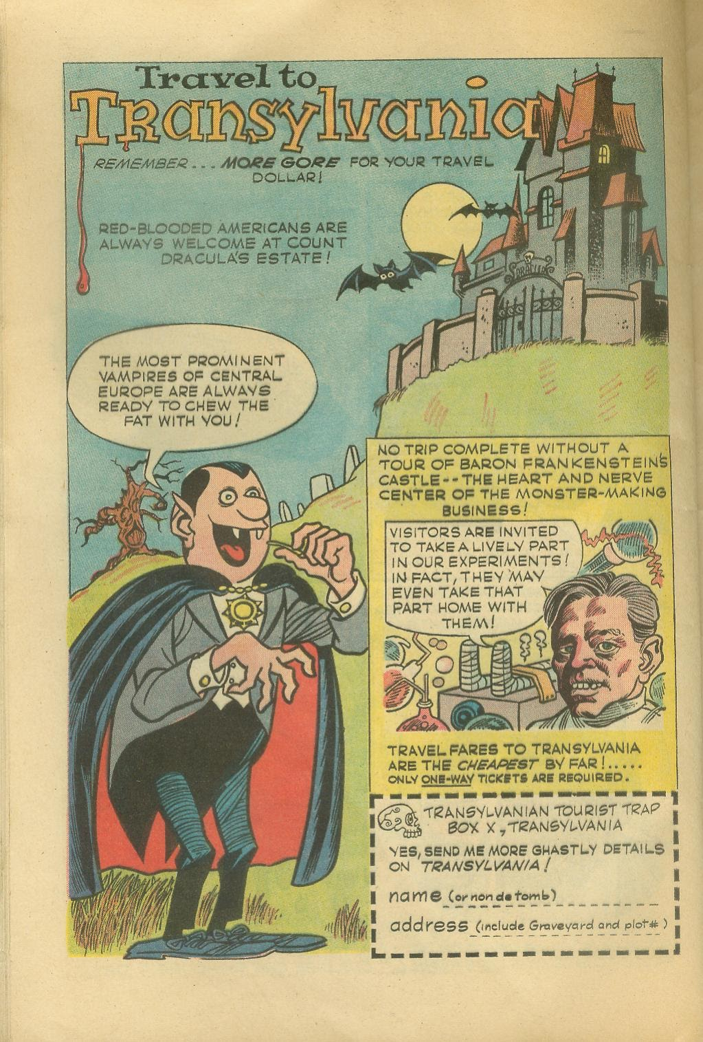 Read online Tales Calculated to Drive You Bats comic -  Issue #1 - 25