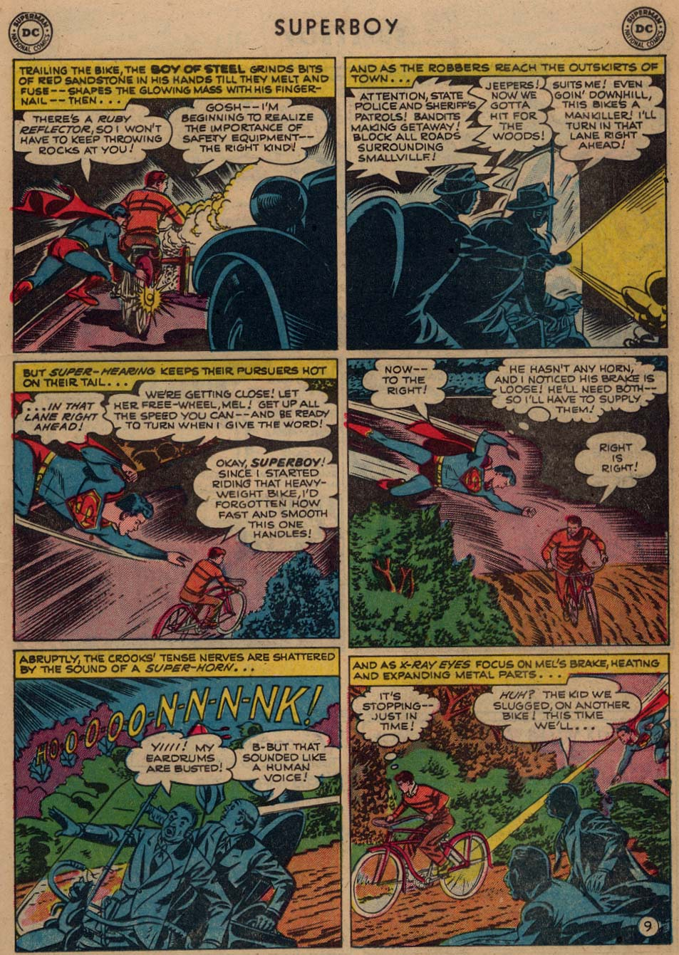 Superboy (1949) issue 20 - Page 21