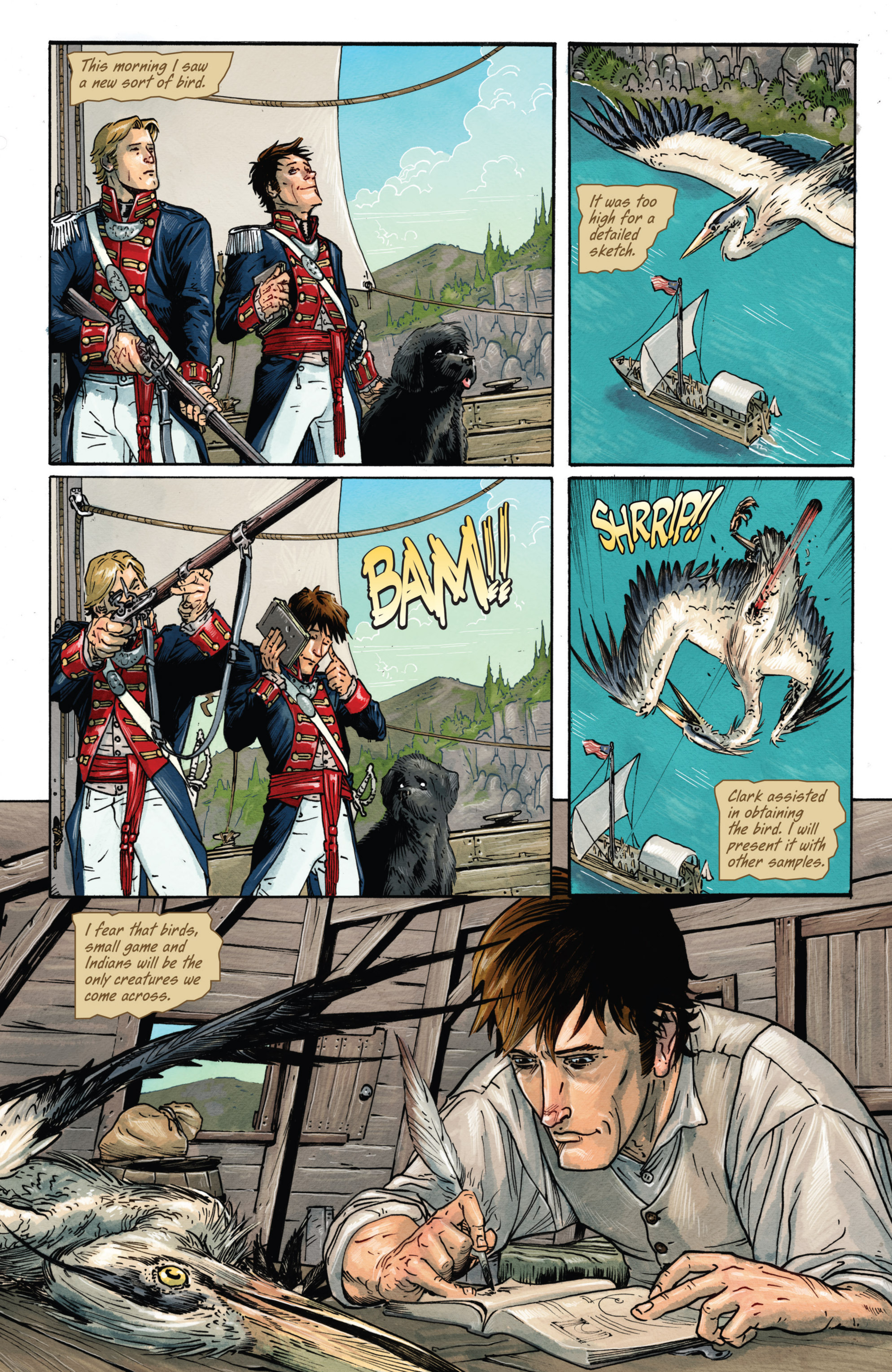 Read online Great Pacific comic -  Issue #11 - 27