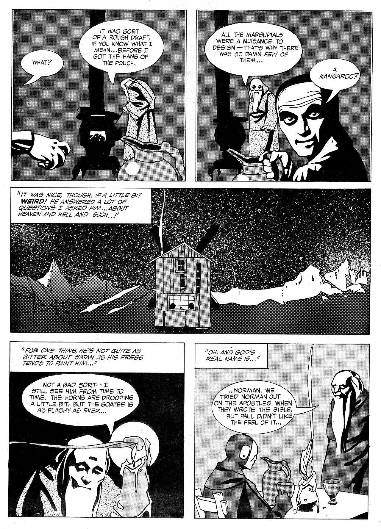 Read online Star*Reach comic -  Issue #7 - 9