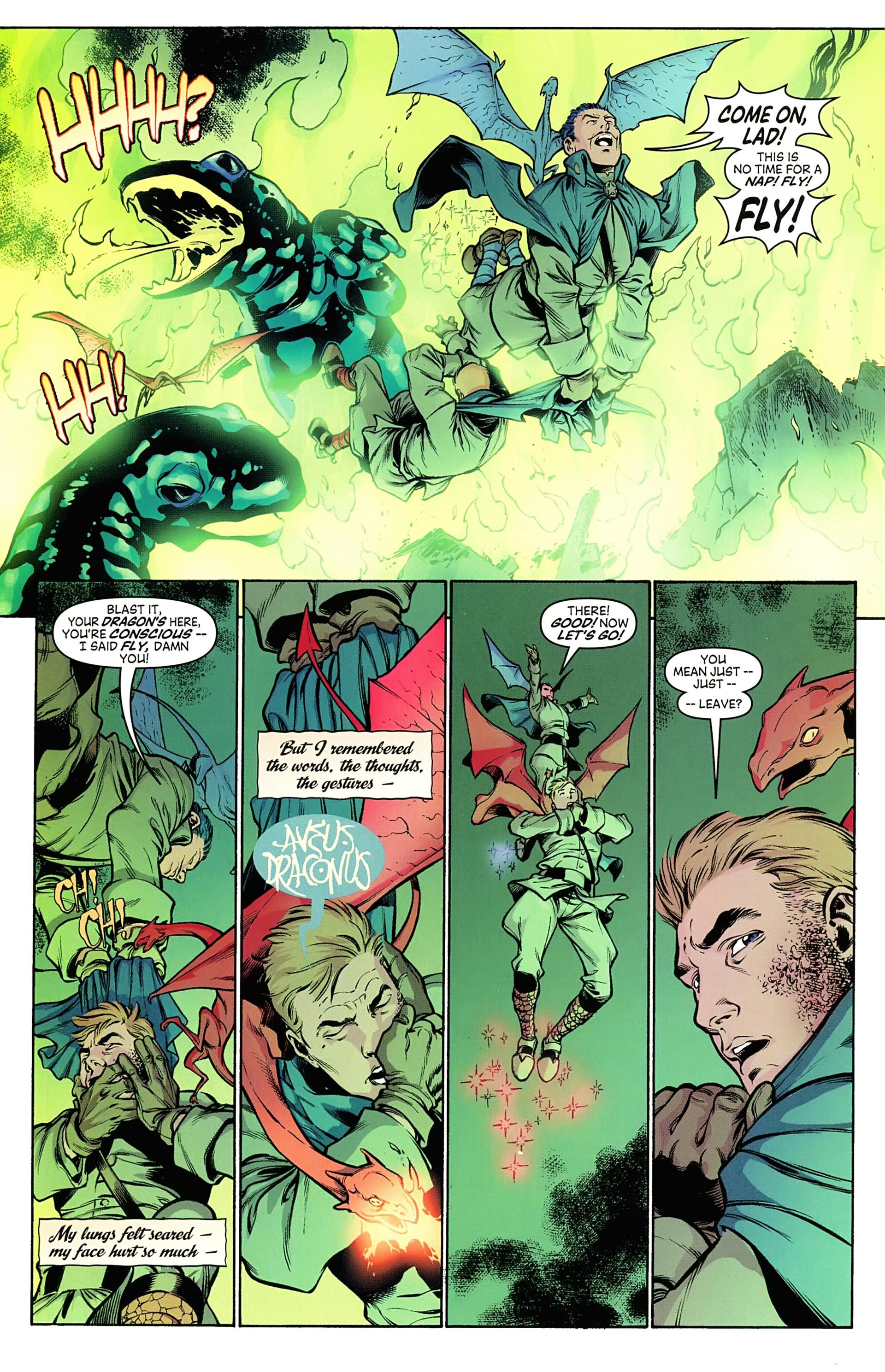 Read online Arrowsmith comic -  Issue #5 - 18