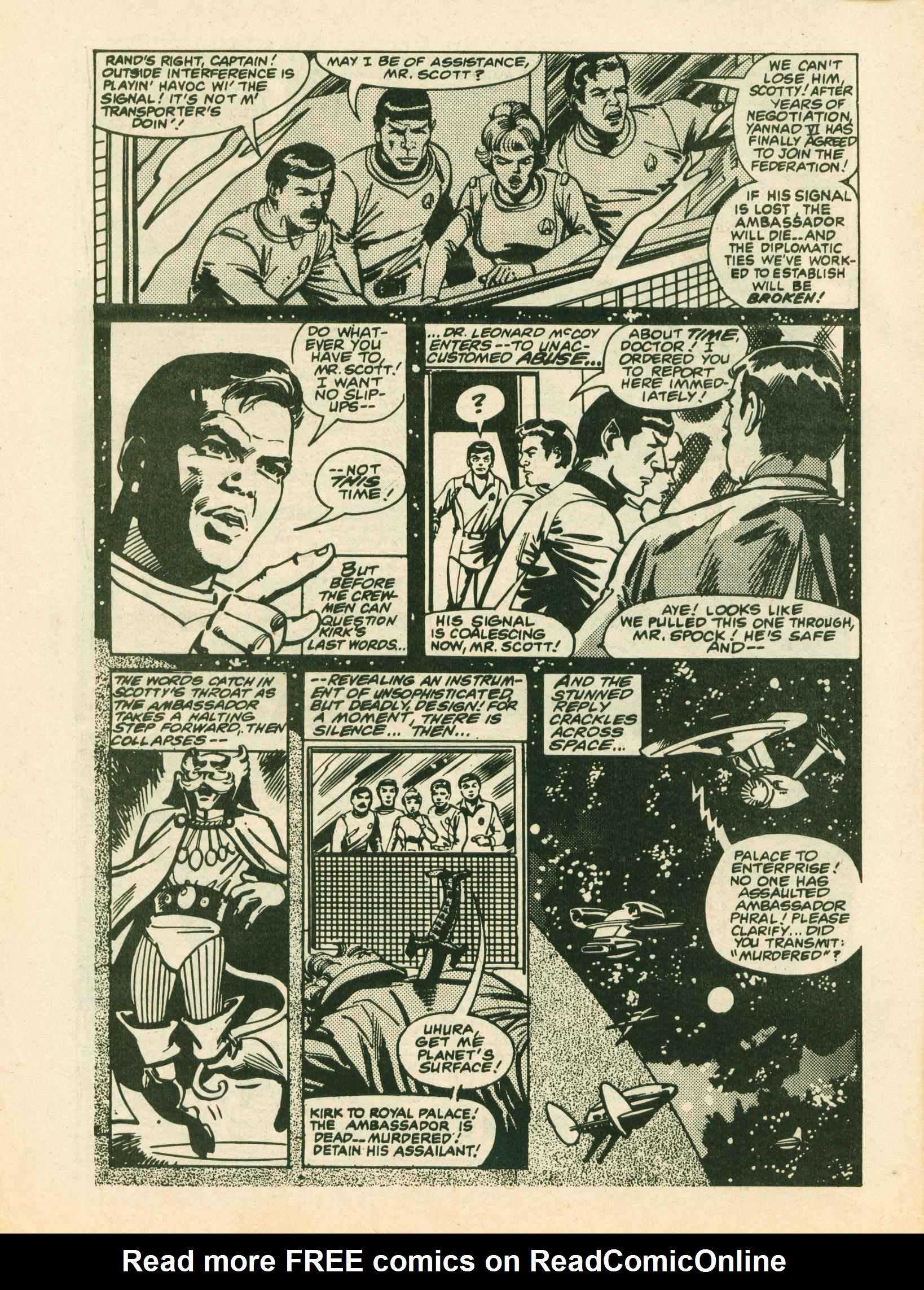 Read online Future Tense comic -  Issue #18 - 4