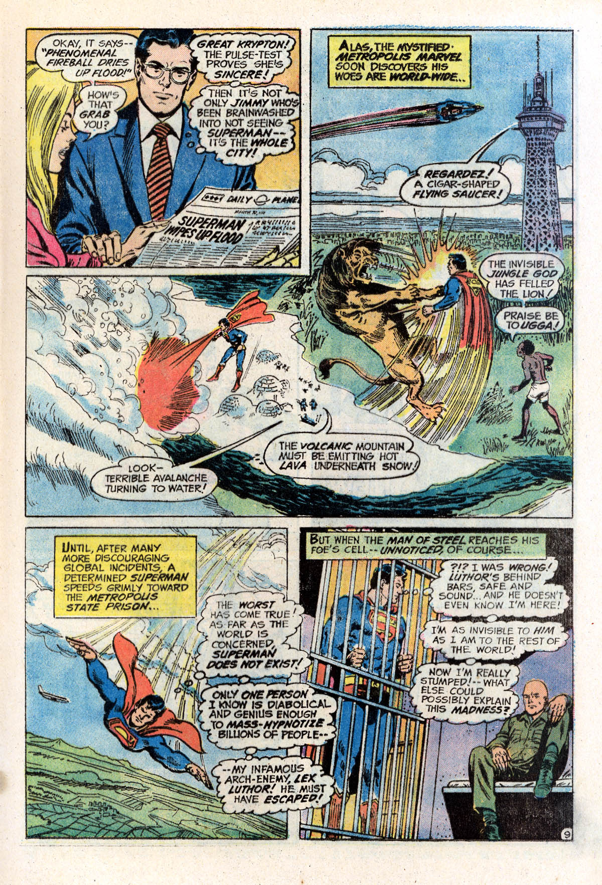 Read online Action Comics (1938) comic -  Issue #428 - 13
