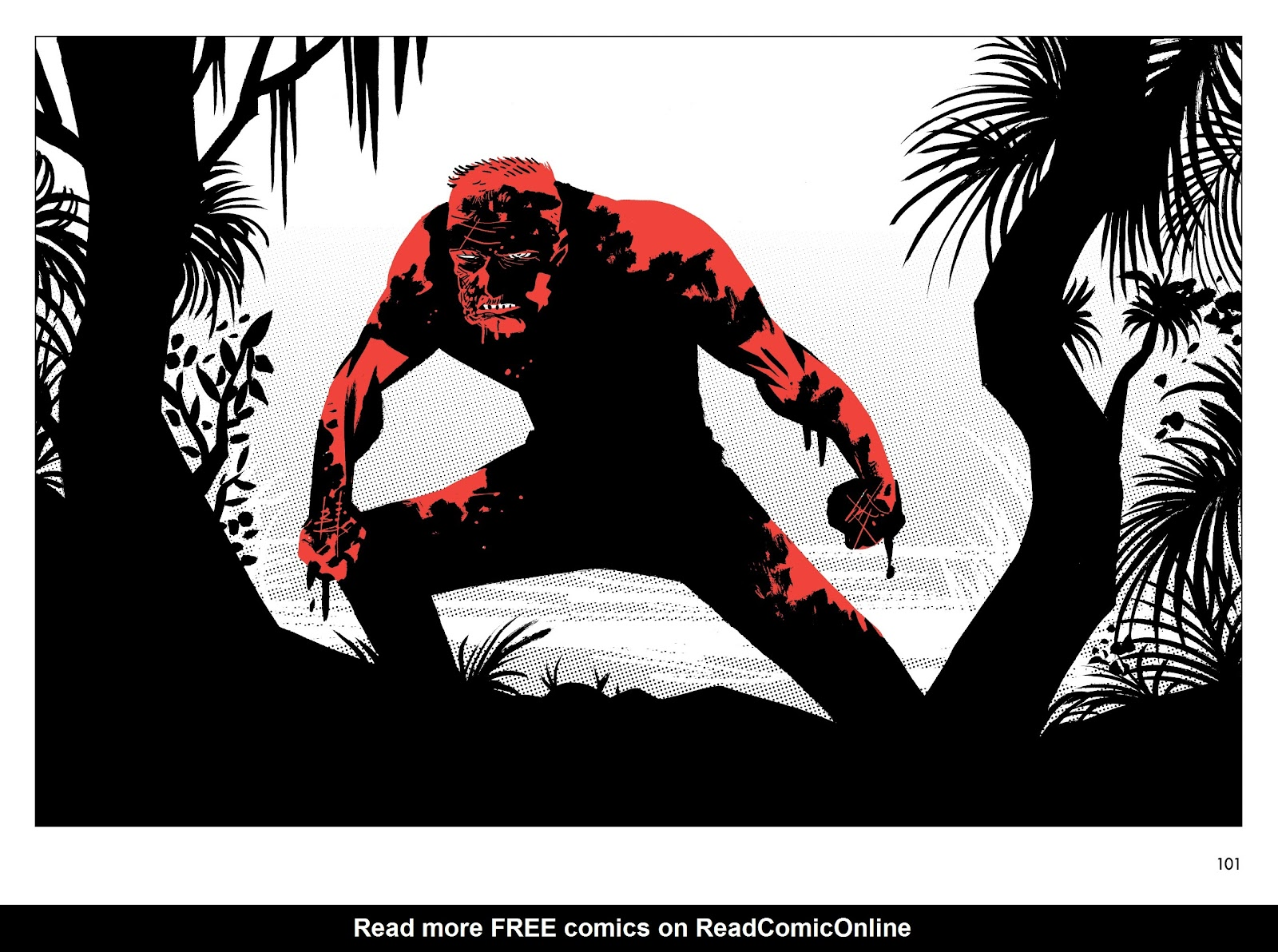 Read online Polar comic -  Issue # TPB The Kaiser Falls (Part 2) - 3