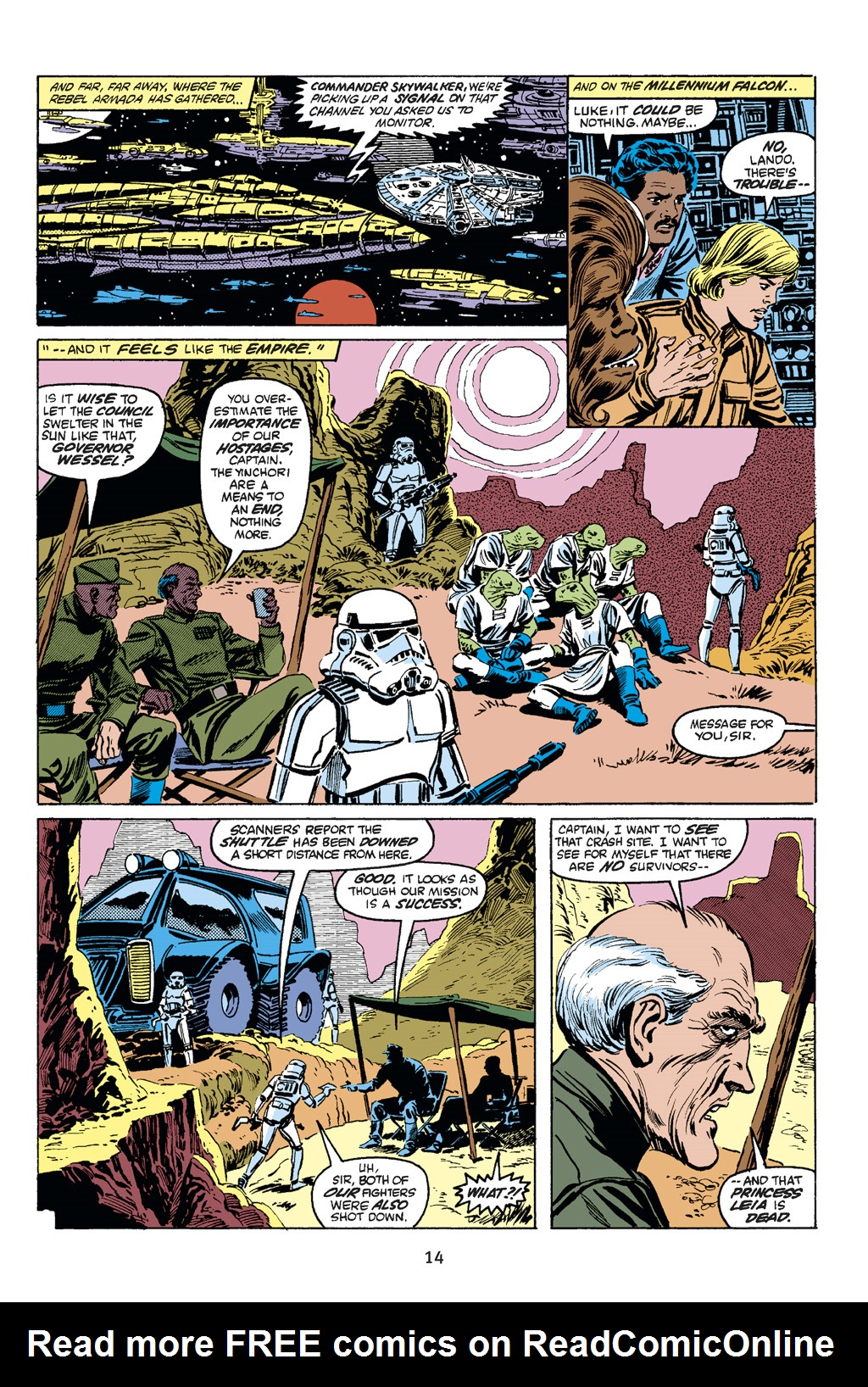 Read online Star Wars Omnibus comic -  Issue # Vol. 21 - 13