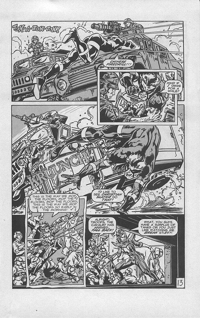 Femforce Issue #94 #94 - English 15
