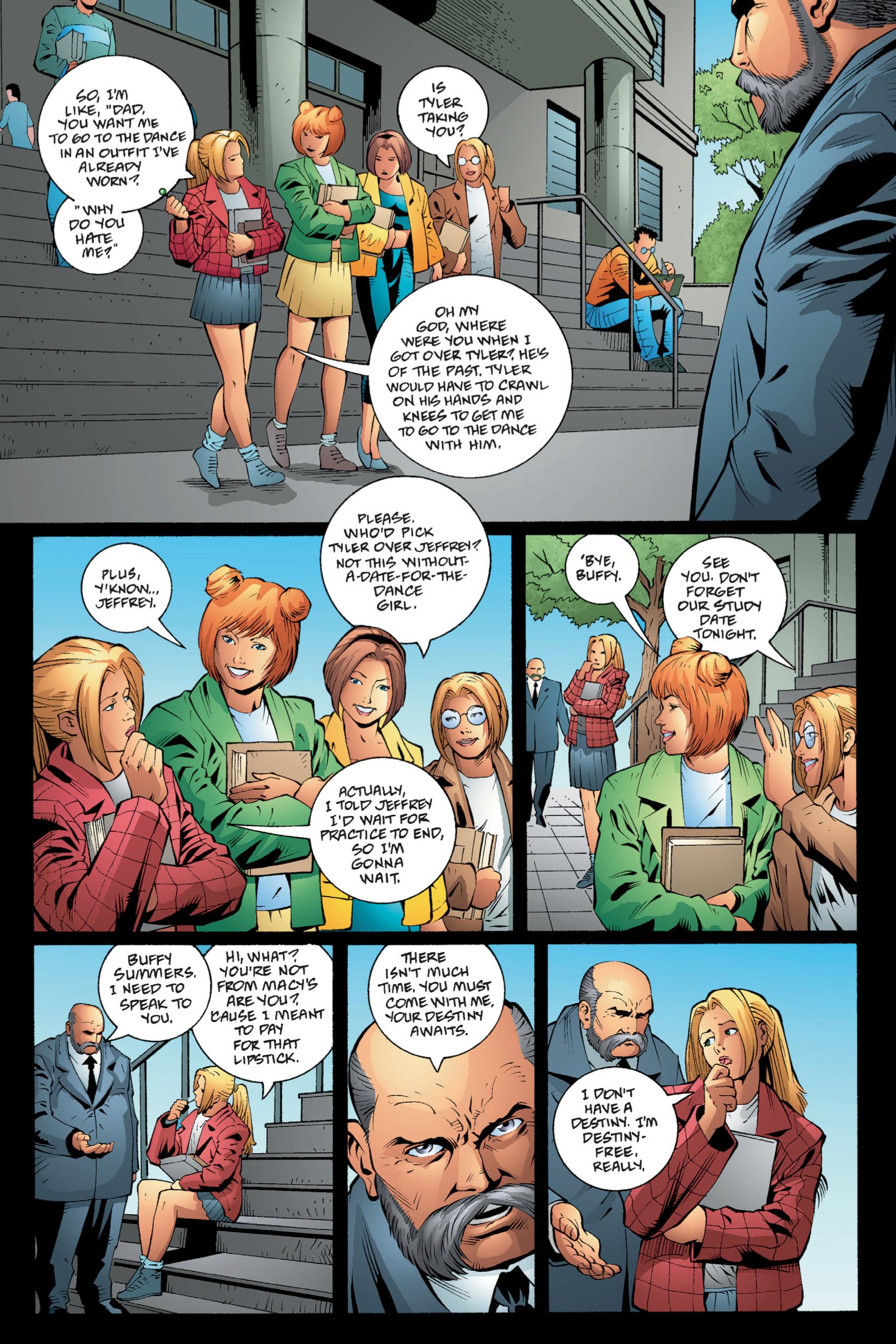 Read online Buffy the Vampire Slayer: Omnibus comic -  Issue # TPB 1 - 51