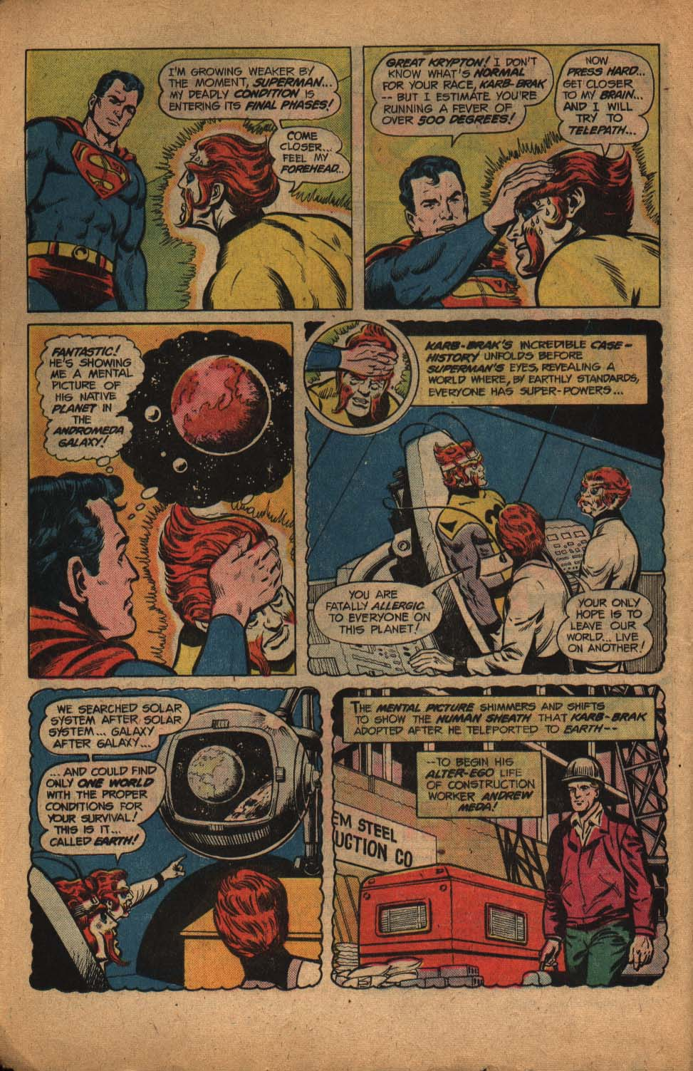 Action Comics (1938) 462 Page 3