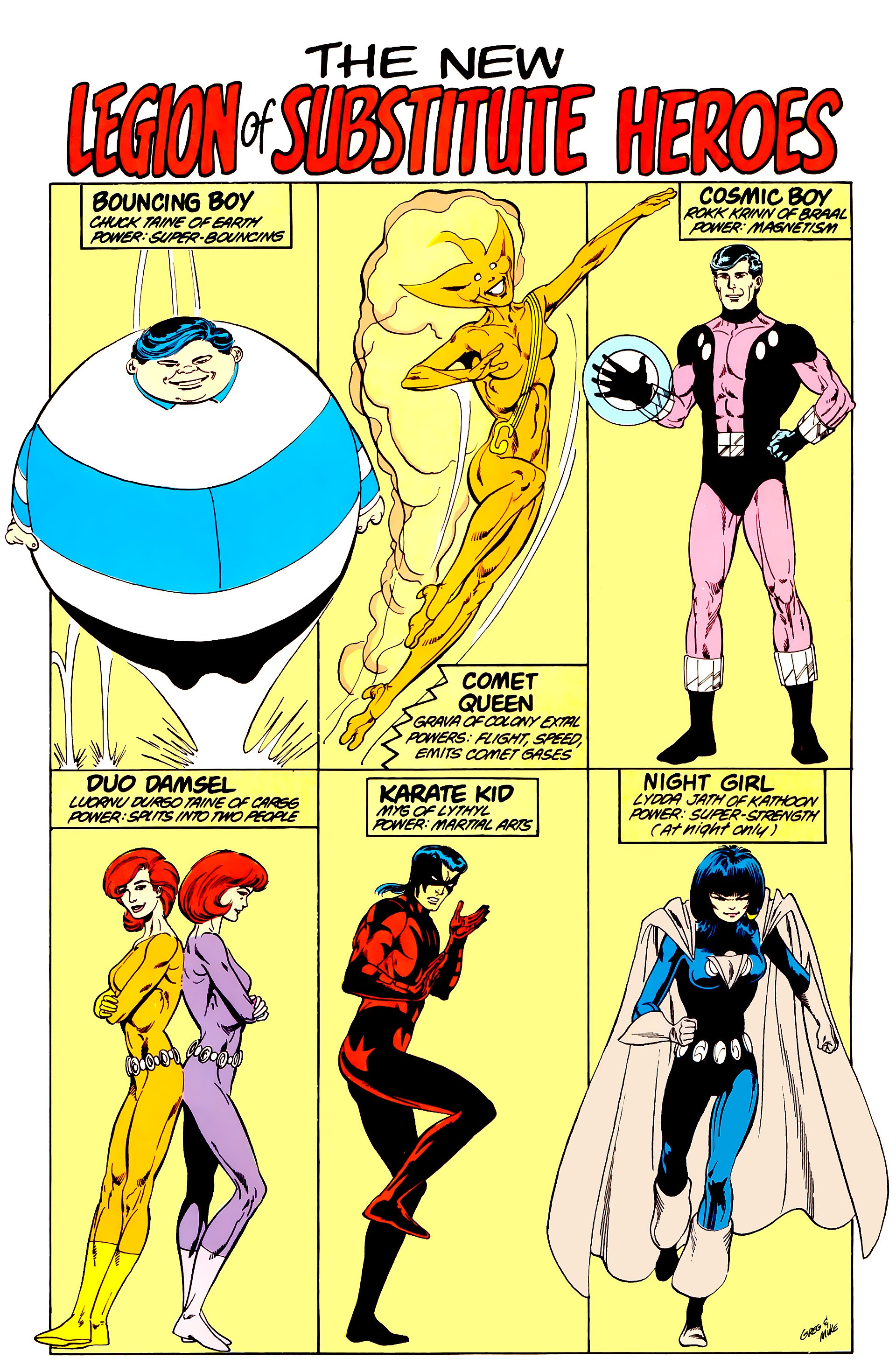 Legion of Super-Heroes (1984) _Annual_3 Page 43