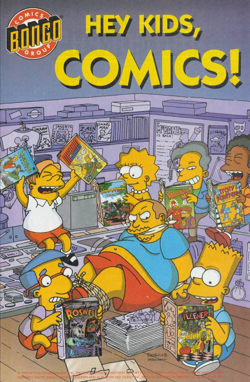 Read online Simpsons Comics comic -  Issue #41 - 23