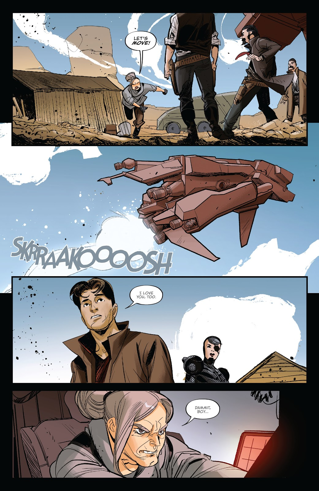 Read online Firefly: The Outlaw Ma Reynolds comic -  Issue # Full - 37