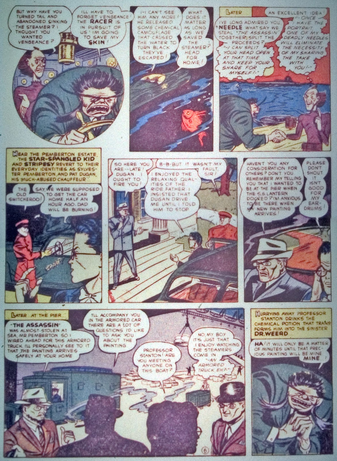 Star Spangled Comics (1941) issue 7 - Page 59
