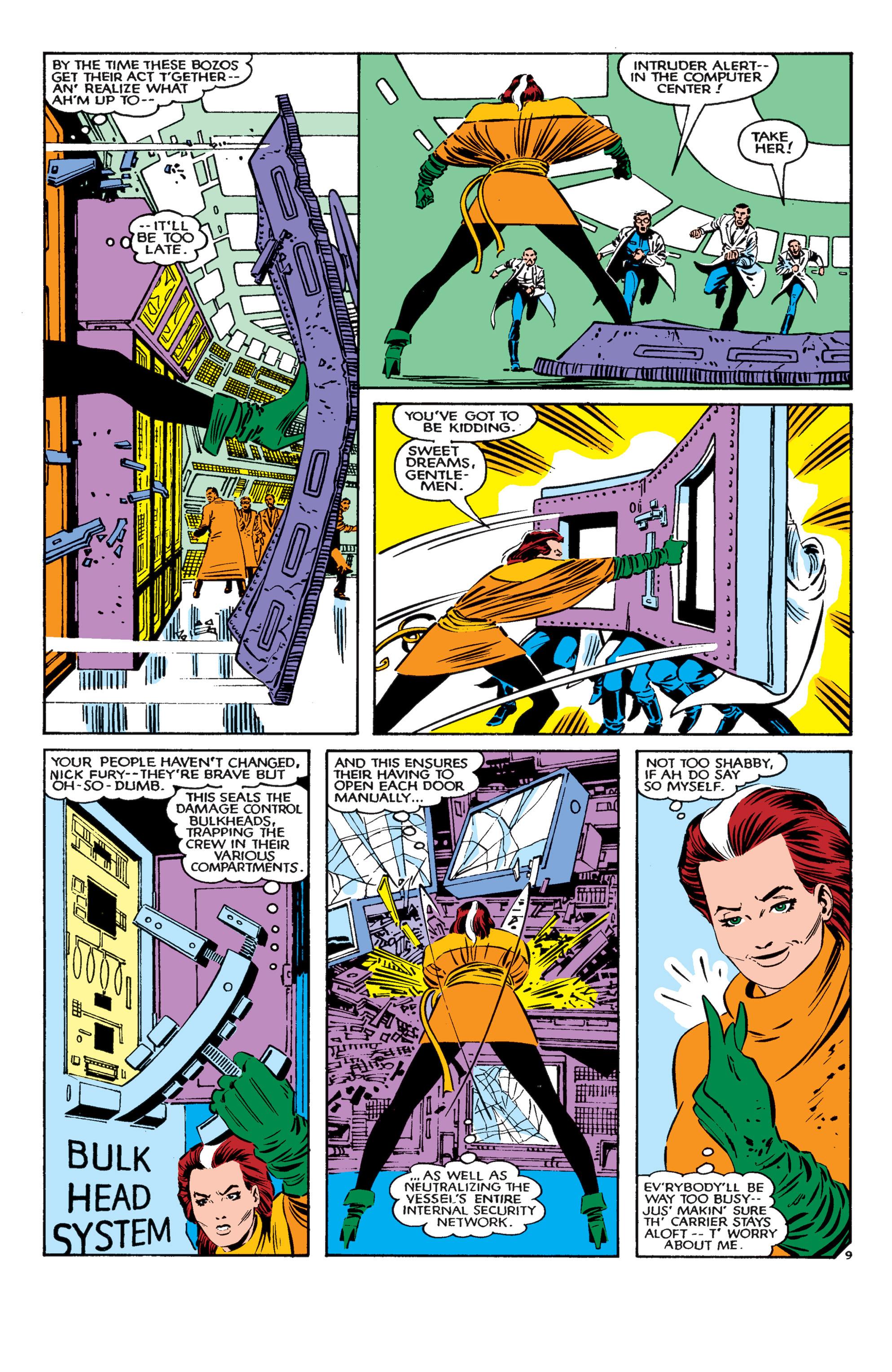 Read online Uncanny X-Men (1963) comic -  Issue #182 - 10