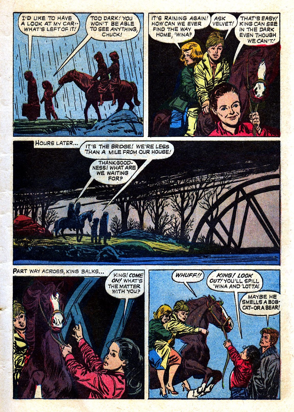 Four Color Comics issue 1195 - Page 9