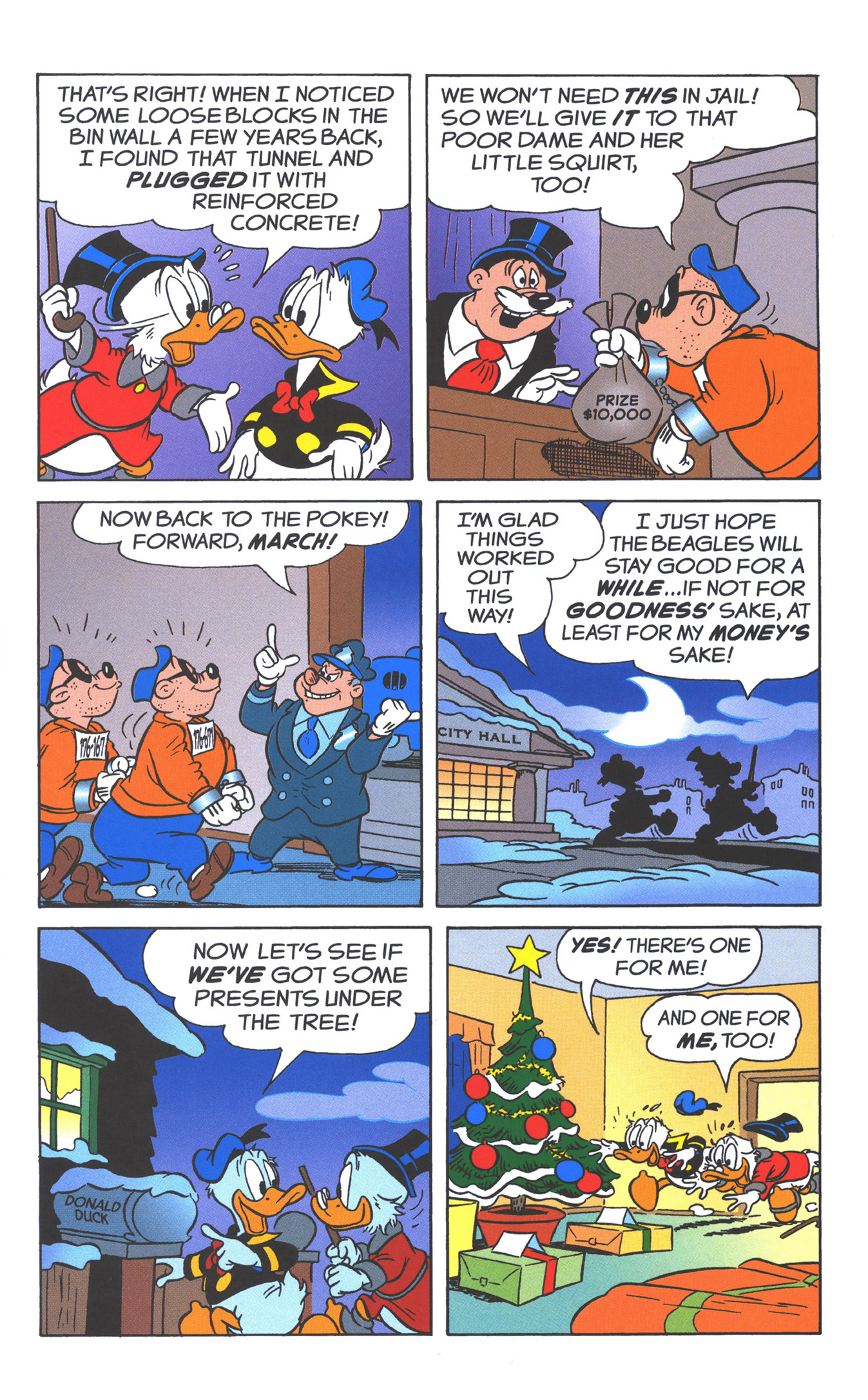 Read online Uncle Scrooge (1953) comic -  Issue #360 - 31