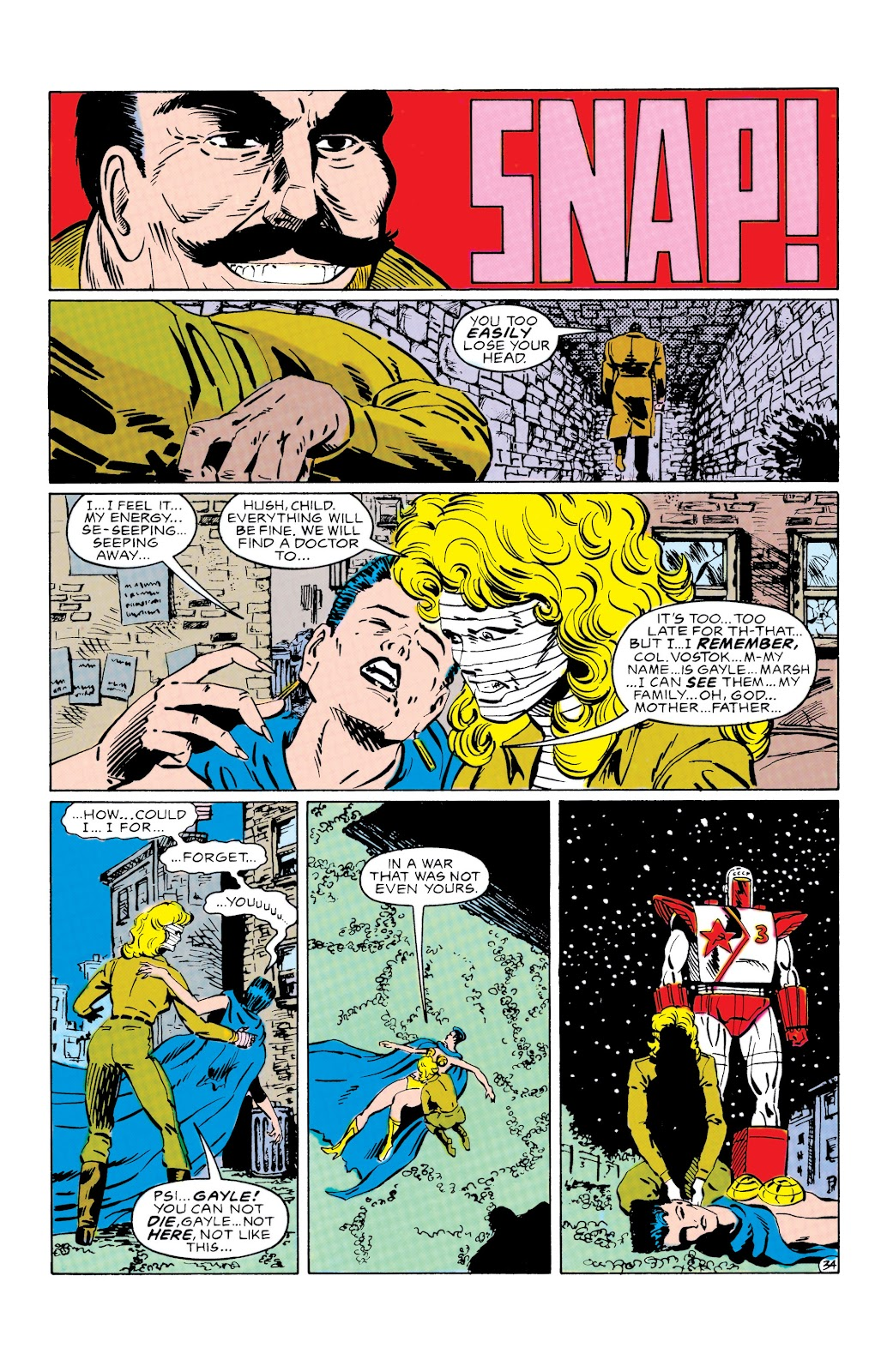 Doom Patrol and Suicide Squad Special issue Special 1 - Page 33