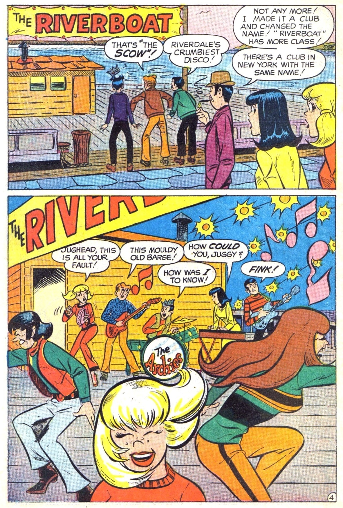Read online Archie (1960) comic -  Issue #191 - 6