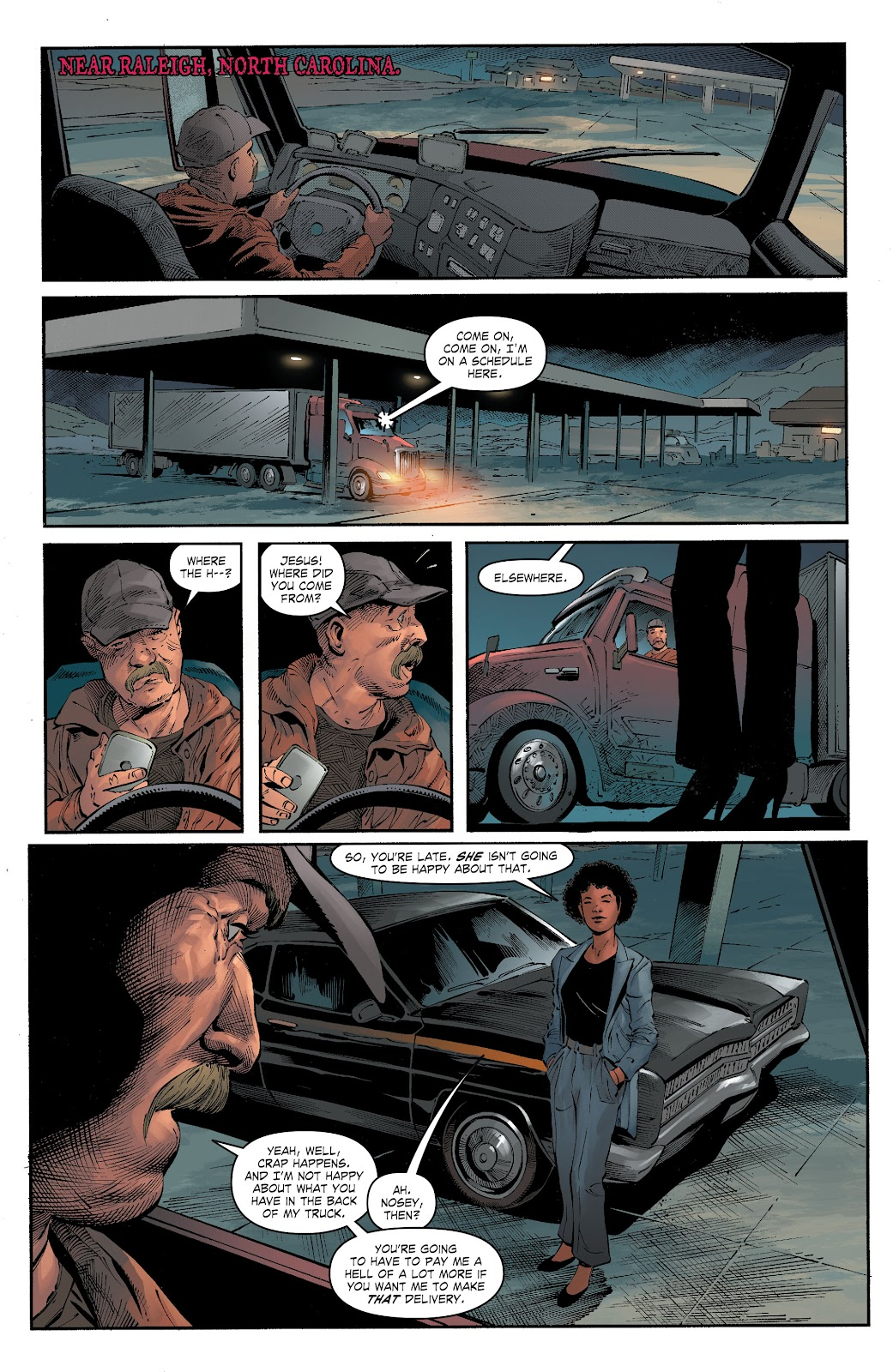 Read online The Curse of Brimstone: Ashes comic -  Issue # TPB (Part 1) - 34
