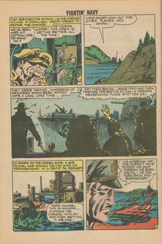 Read online Fightin' Navy comic -  Issue #95 - 32