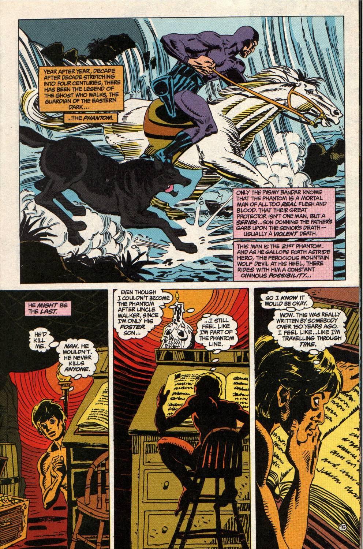 Read online The Phantom (1988) comic -  Issue #1 - 19