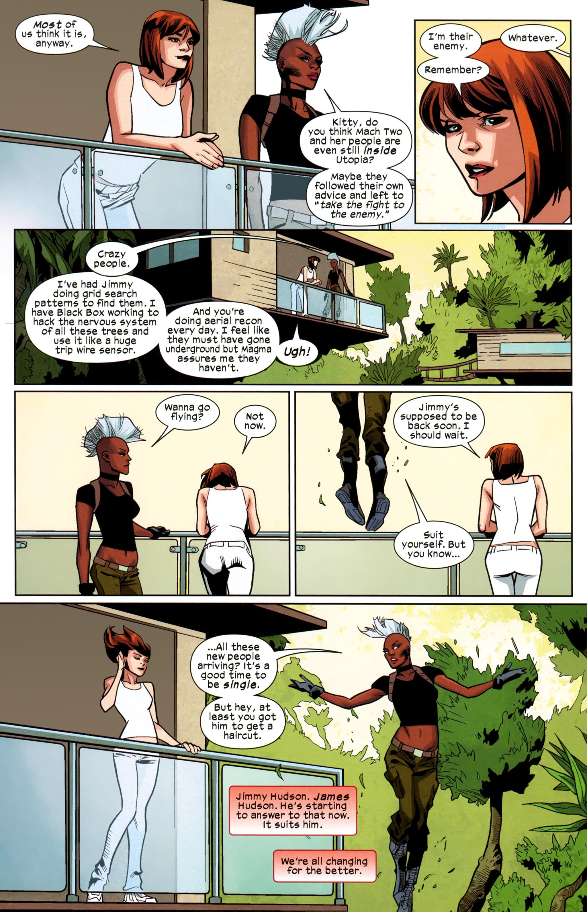 Read online Ultimate Comics X-Men comic -  Issue #24 - 9