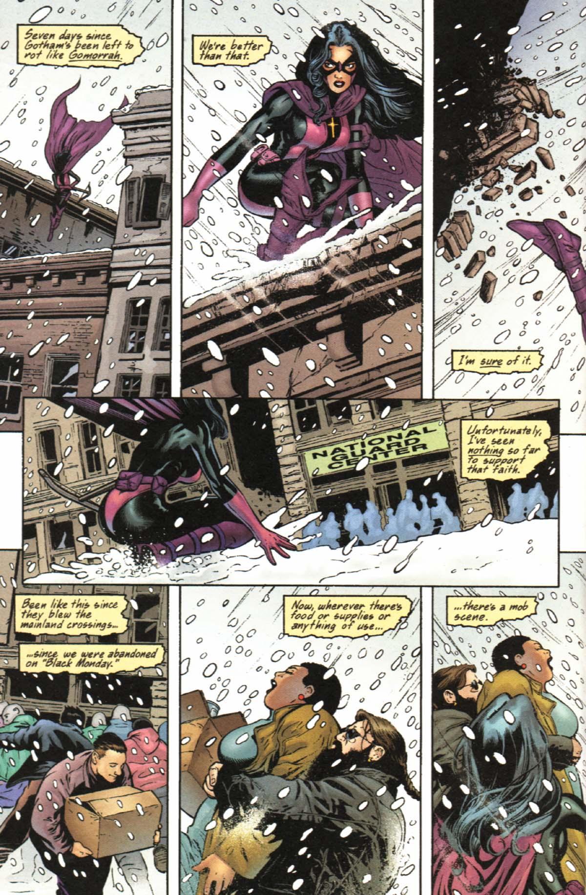 Read online Batman: No Man's Land comic -  Issue #0 - 6