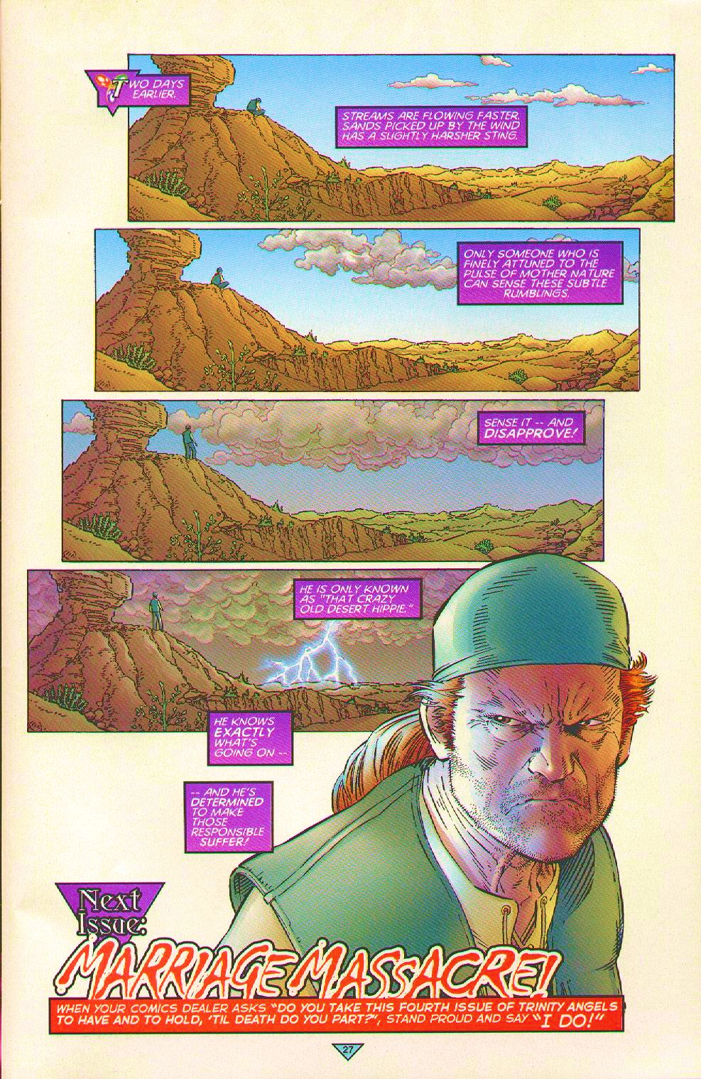 Read online Trinity Angels comic -  Issue #3 - 22