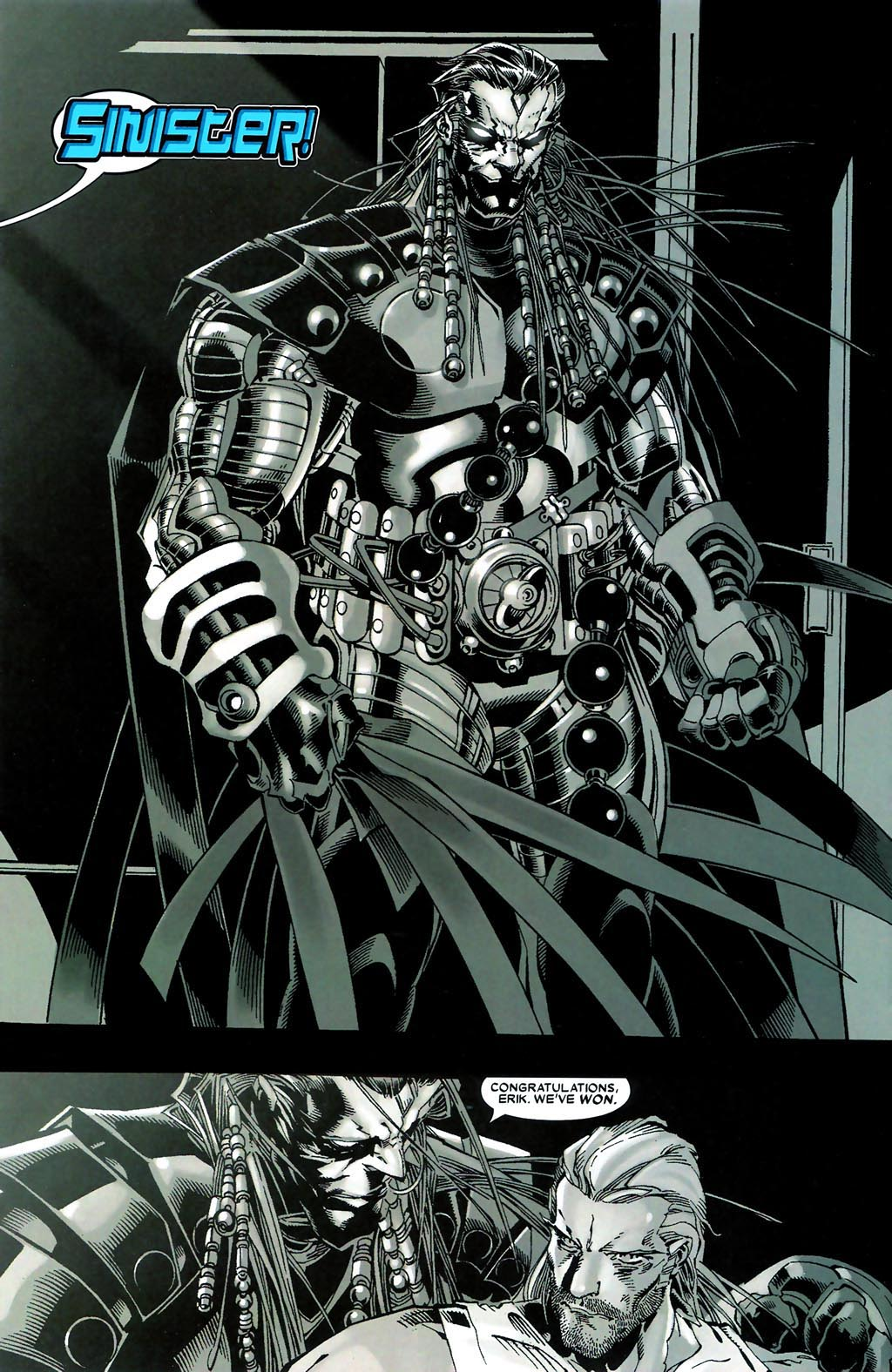 Read online Age of Apocalypse (2005) comic -  Issue #5 - 10