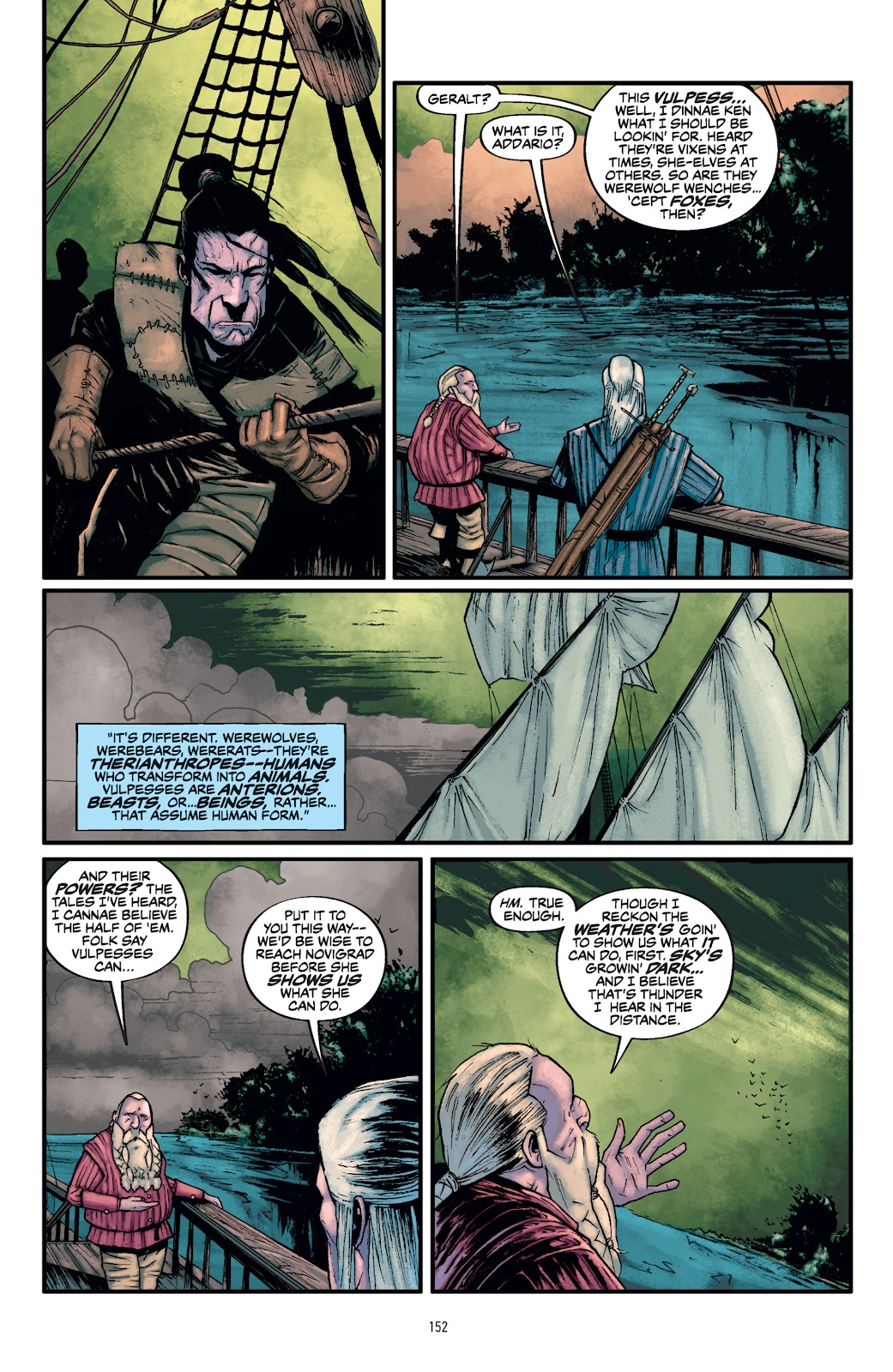 Read online The Witcher Omnibus comic -  Issue # TPB (Part 2) - 53