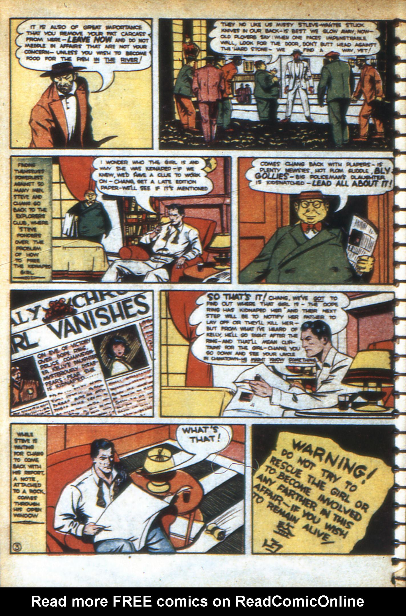 Read online Adventure Comics (1938) comic -  Issue #47 - 47
