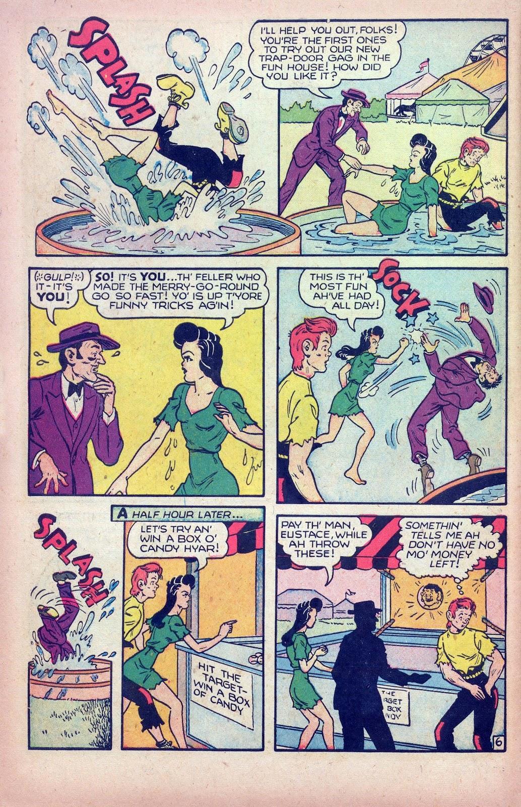 Read online Joker Comics comic -  Issue #28 - 46