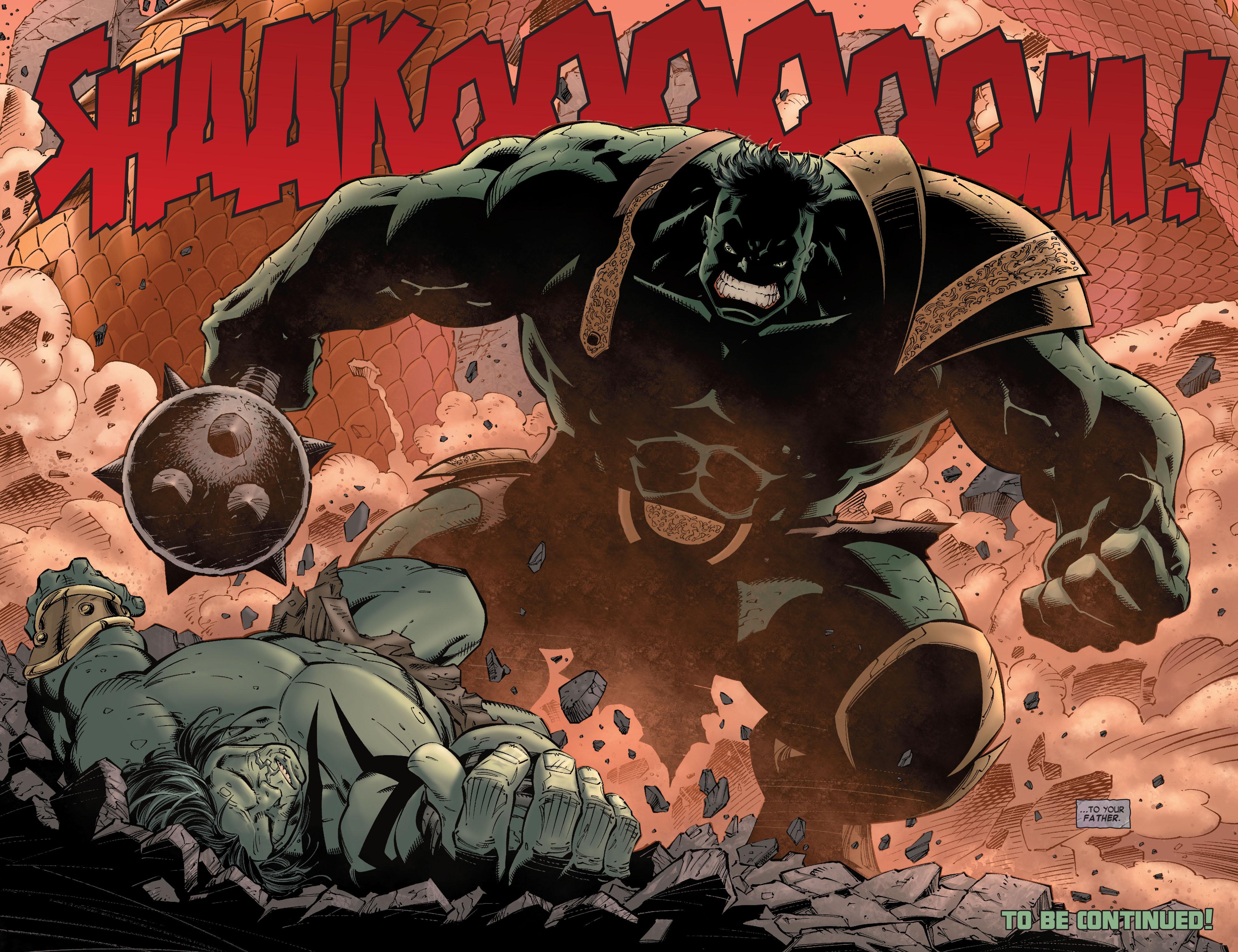 Read online Skaar: Son of Hulk comic -  Issue #8 - 23